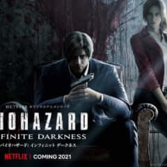 BIOHAZARD:Infinite Darkness