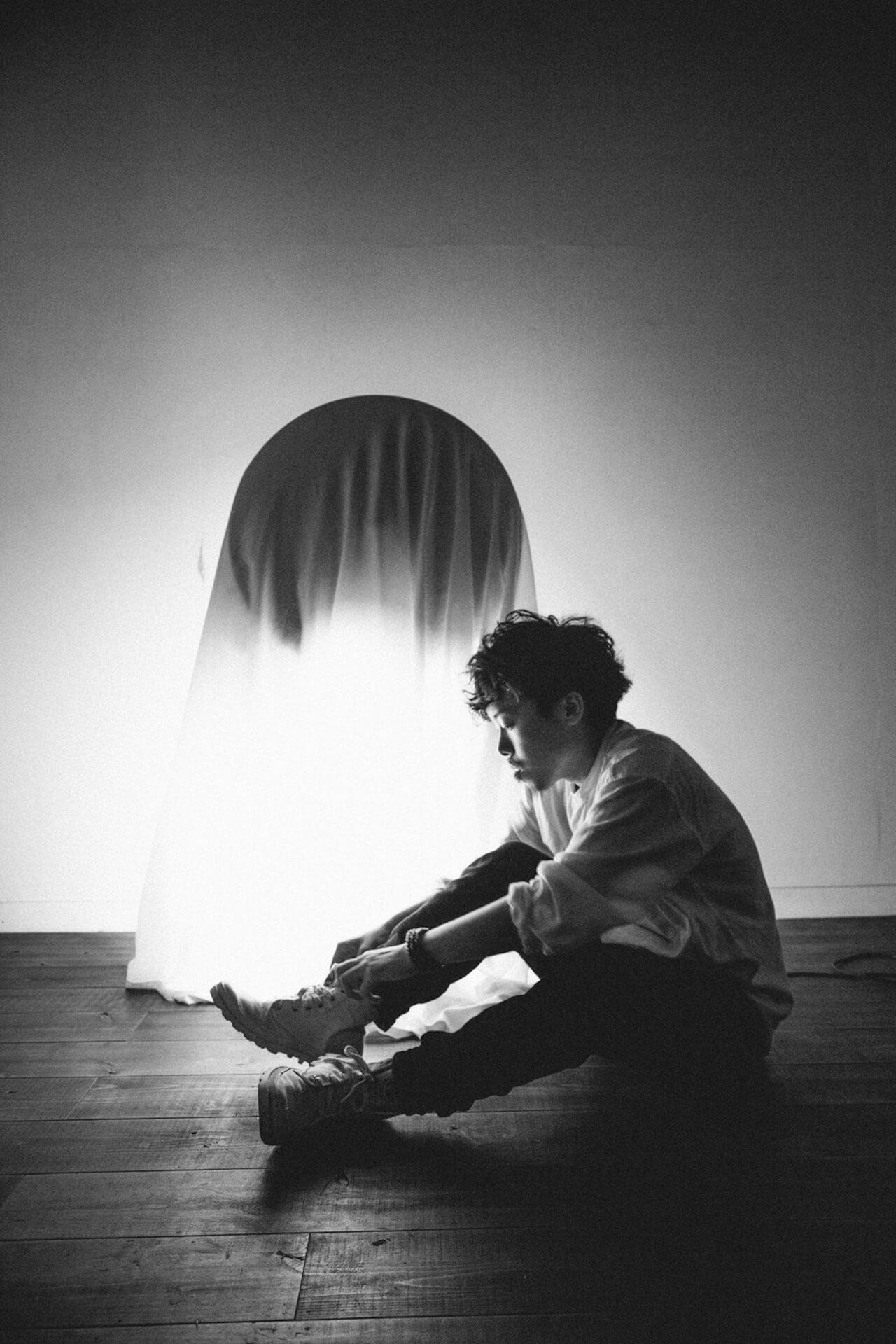 """常田大希がアンバサダーを務めるadidasのCMに起用されたmillennium parade新曲""""Philip""""のアートワーク解禁&MV公開も決定! music200928_millenniumparade_1"""
