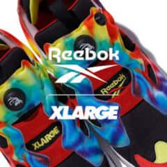 XLARGE×Reebok