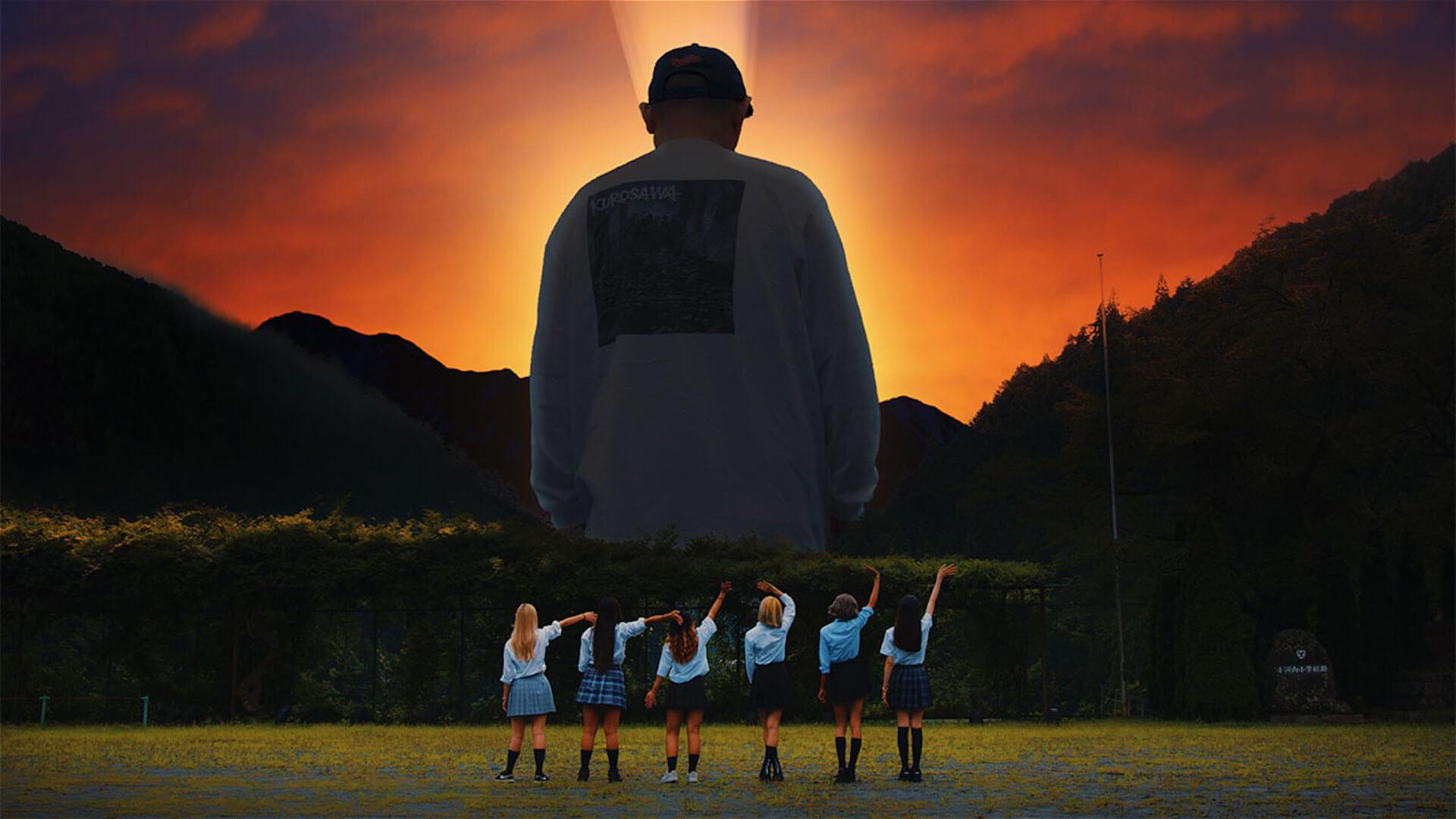 """NENEの最新EP『夢太郎』よりNIPPSとの楽曲""""地獄絵図""""のミュージックビデオが解禁!制作はスタジオ石 music200929_nene_nipps_1"""