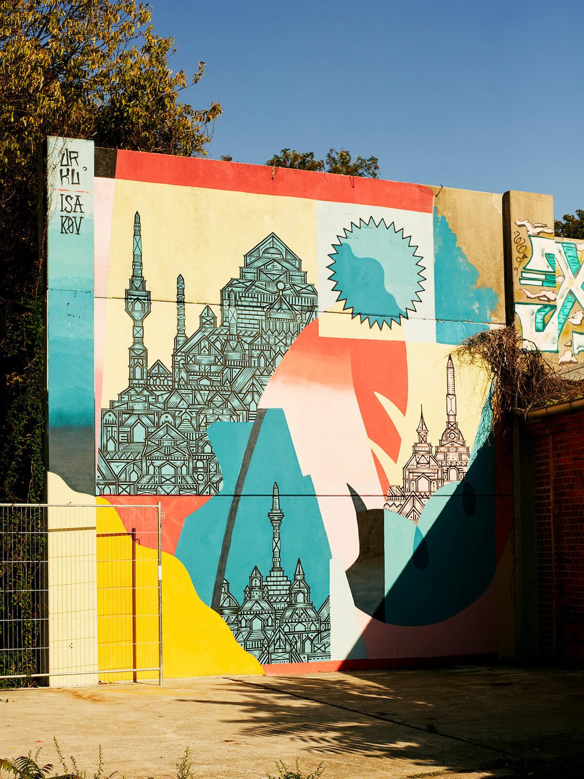 """インディペンデントアートカルチャーの精鋭が集う廃墟、ベルリンの""""Monopol""""に潜入 column0920_kanamiyazawa_10"""
