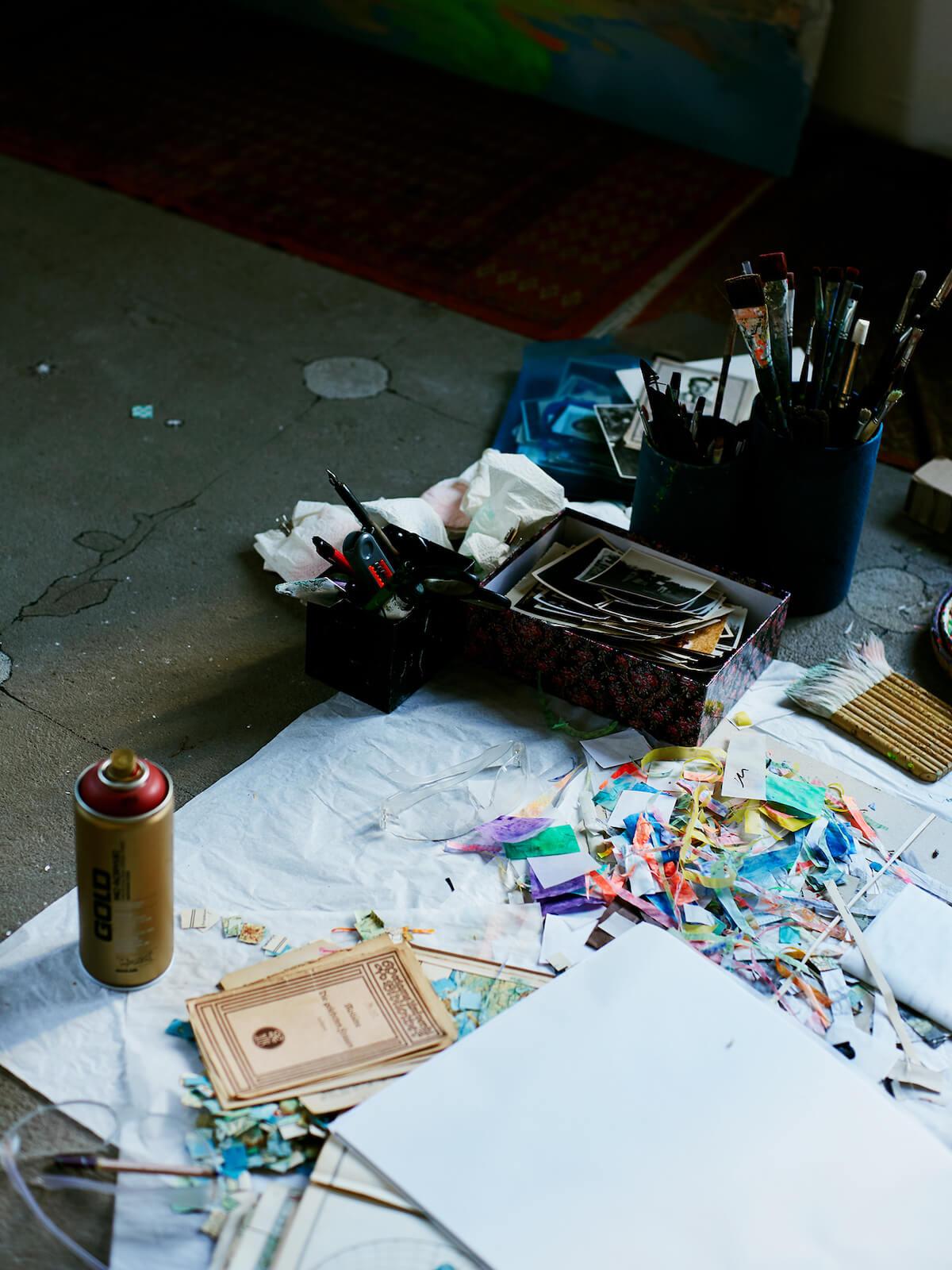 """インディペンデントアートカルチャーの精鋭が集う廃墟、ベルリンの""""Monopol""""に潜入 column0920_kanamiyazawa_14"""