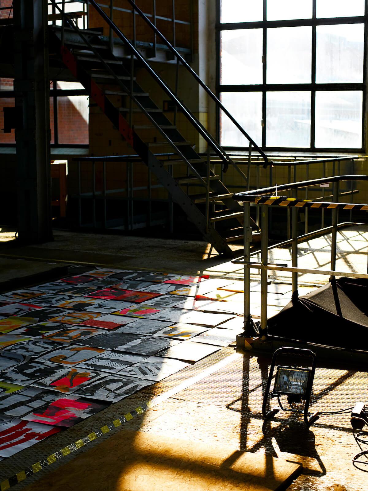 """インディペンデントアートカルチャーの精鋭が集う廃墟、ベルリンの""""Monopol""""に潜入 column0920_kanamiyazawa_29"""