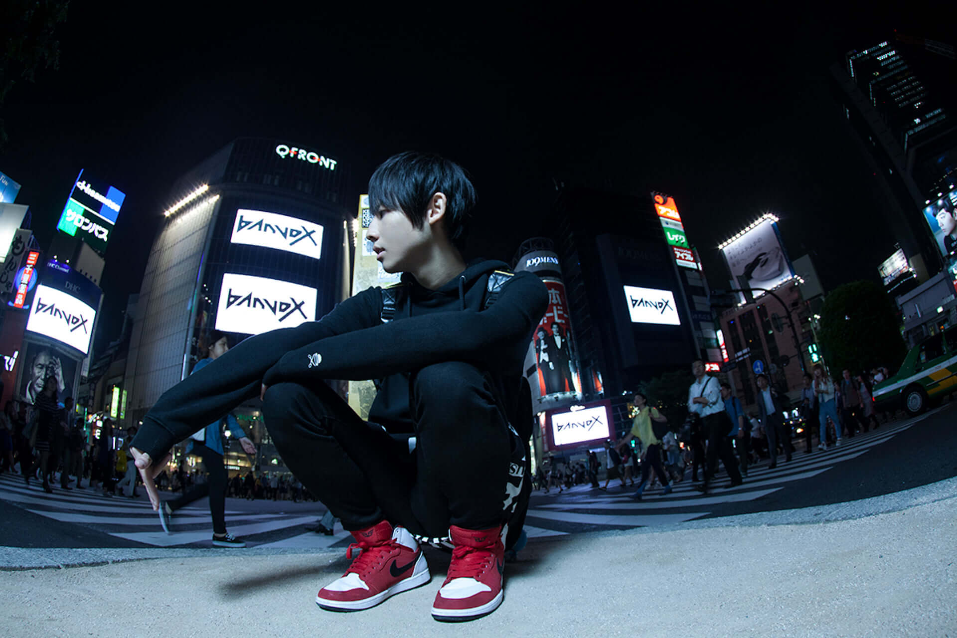 """banvoxがBBY NABEを迎えた新曲""""Sleeping on Cloud""""をリリース!Naohiro Yakoがアートワークを担当 music200930_banvox_2-1920x1280"""