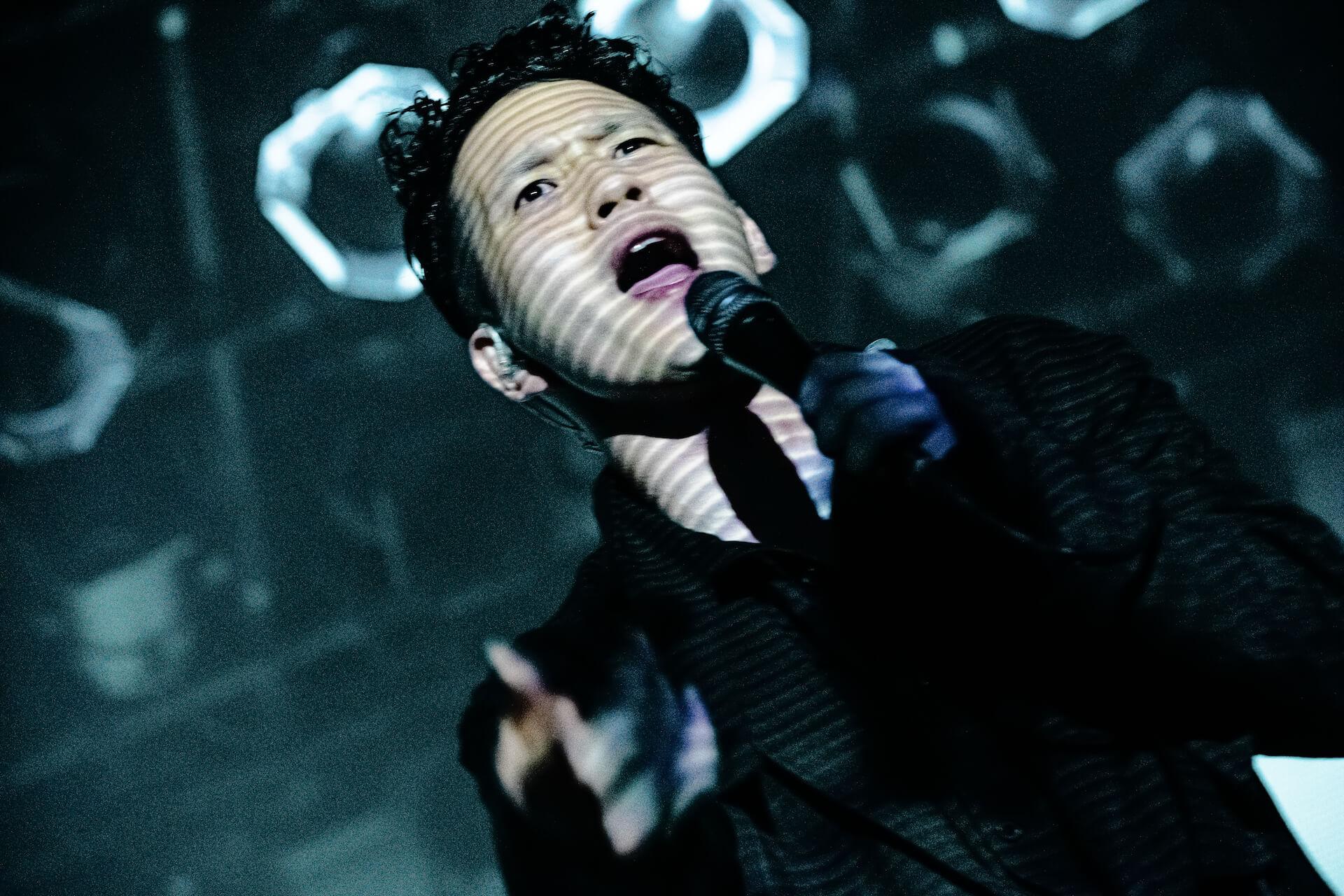 """yahyelライブレポート:300名の""""メンバー""""と共有したカタルシス music200901_yahyel_11"""
