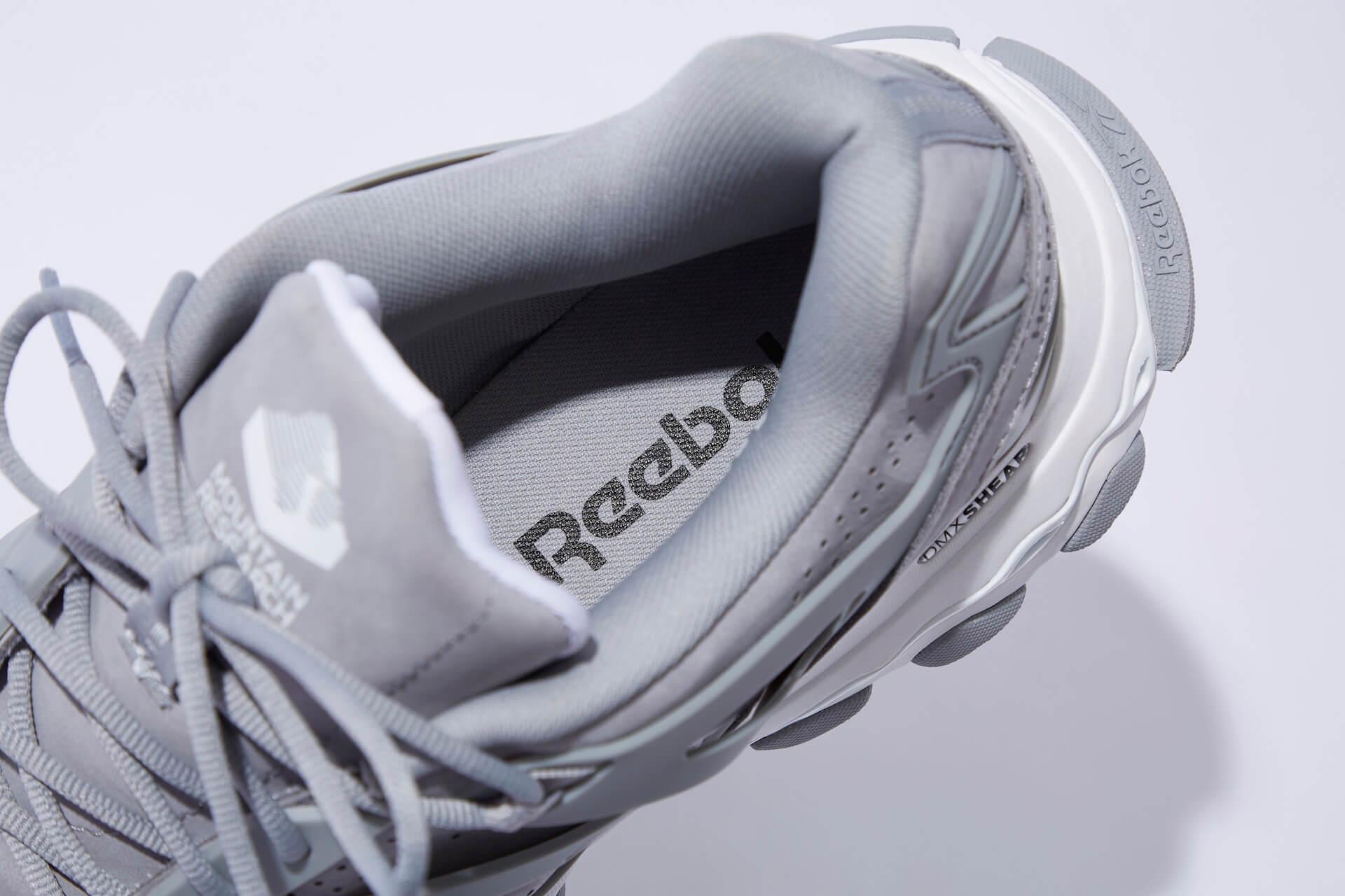 リーボックがMOUNTAIN RESEARCHとのコラボ第4弾となるスニーカー「DMX TRAIL SHADOW」を発売決定! life201001_reebok_mountainresearch_7