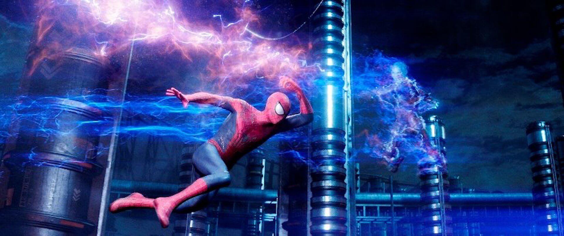 マーベル・スタジオ版「スパイダーマン3」に「アメイジング・スパイダーマン」のエレクトロが帰ってくる!?ジェイミー・フォックスが出演か film201002_spiderman_1