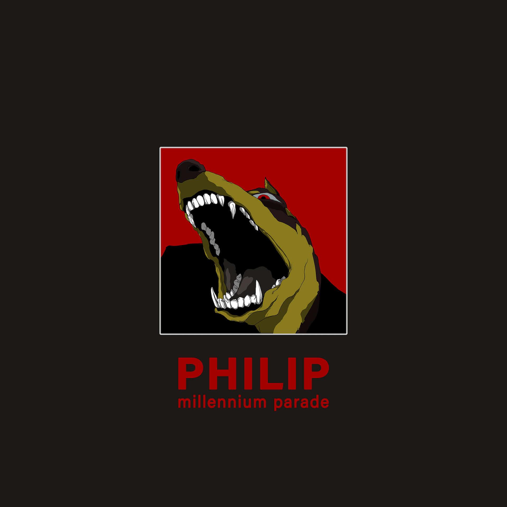 "millennium paradeの新曲""Philip""がリリース&MV公開!山田遼志と佐々木集によるデザインの『Philip Anniversary BOX』も発売決定 music201002_millenniumparade_3-1920x1920"