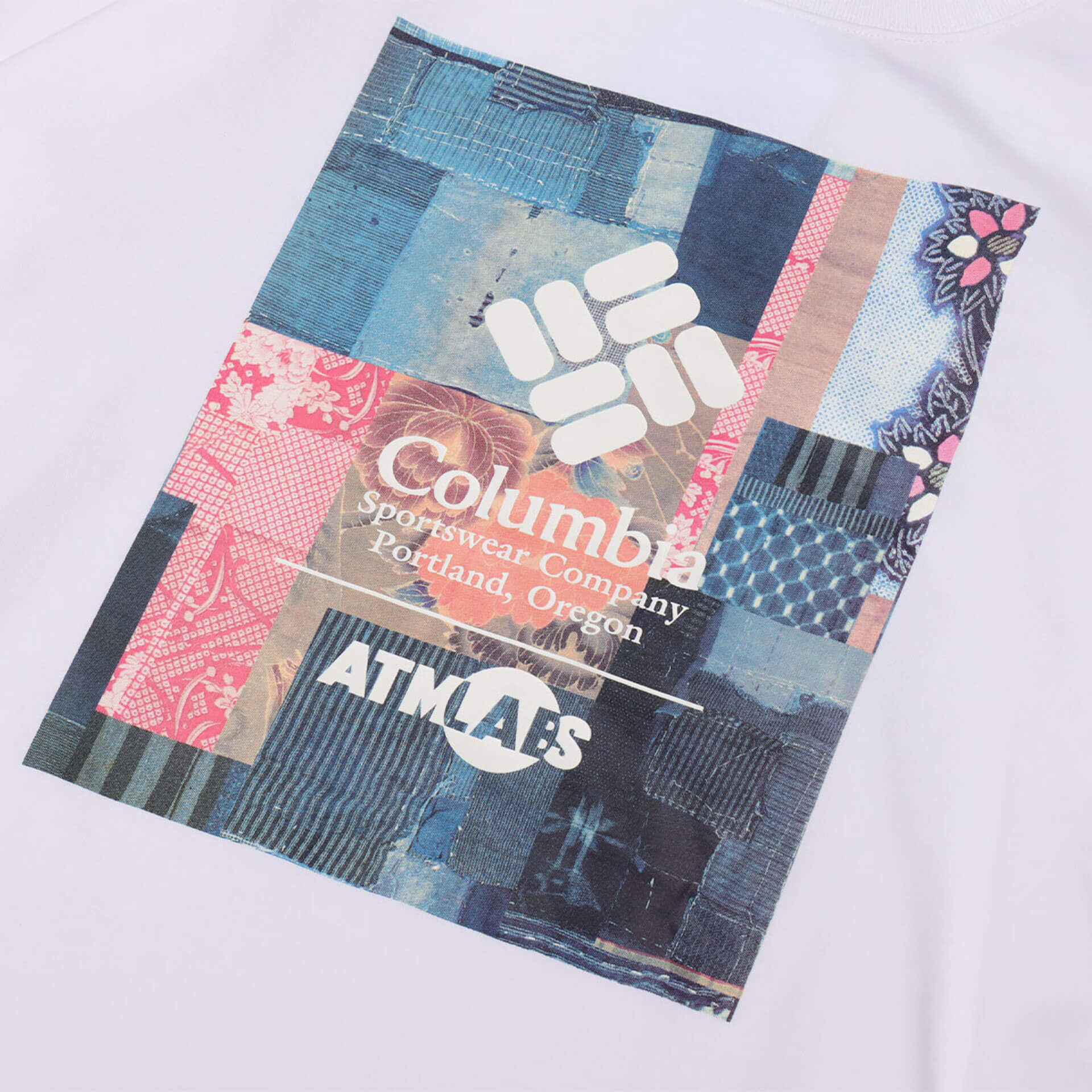 Columbiaとatmosによるコラボプロダクトが発売決定!ジャパンヴィンテージをアレンジしたBORO柄のアイテム3型が登場 life201005_columbia_atmos_13