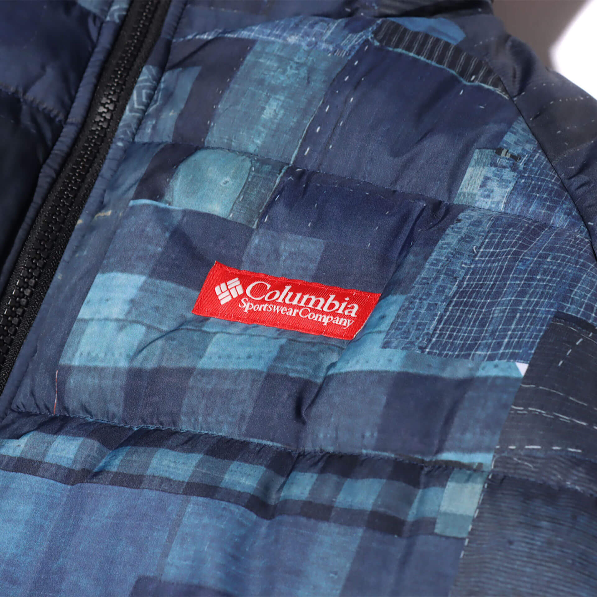 Columbiaとatmosによるコラボプロダクトが発売決定!ジャパンヴィンテージをアレンジしたBORO柄のアイテム3型が登場 life201005_columbia_atmos_15