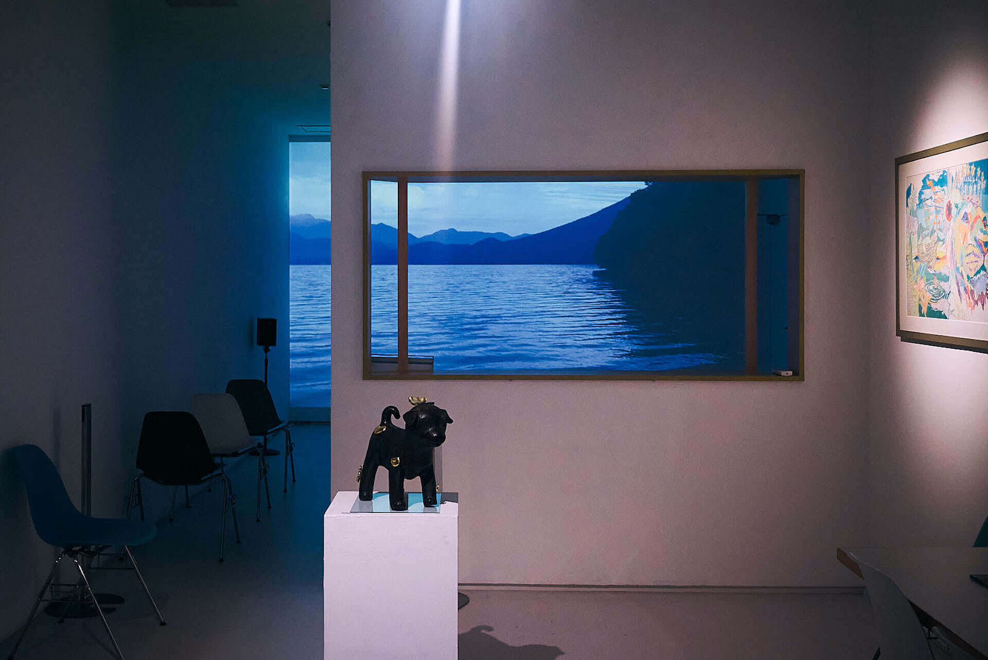渋谷ヒカリエ「8/ATELIER」にて映像展<Komaba Film Festival 2020A/W>が開催中!映画『a hope of Nagasaki 優しい人たち』の試写会も実施 art201006_hikarie8_8-1920x1283