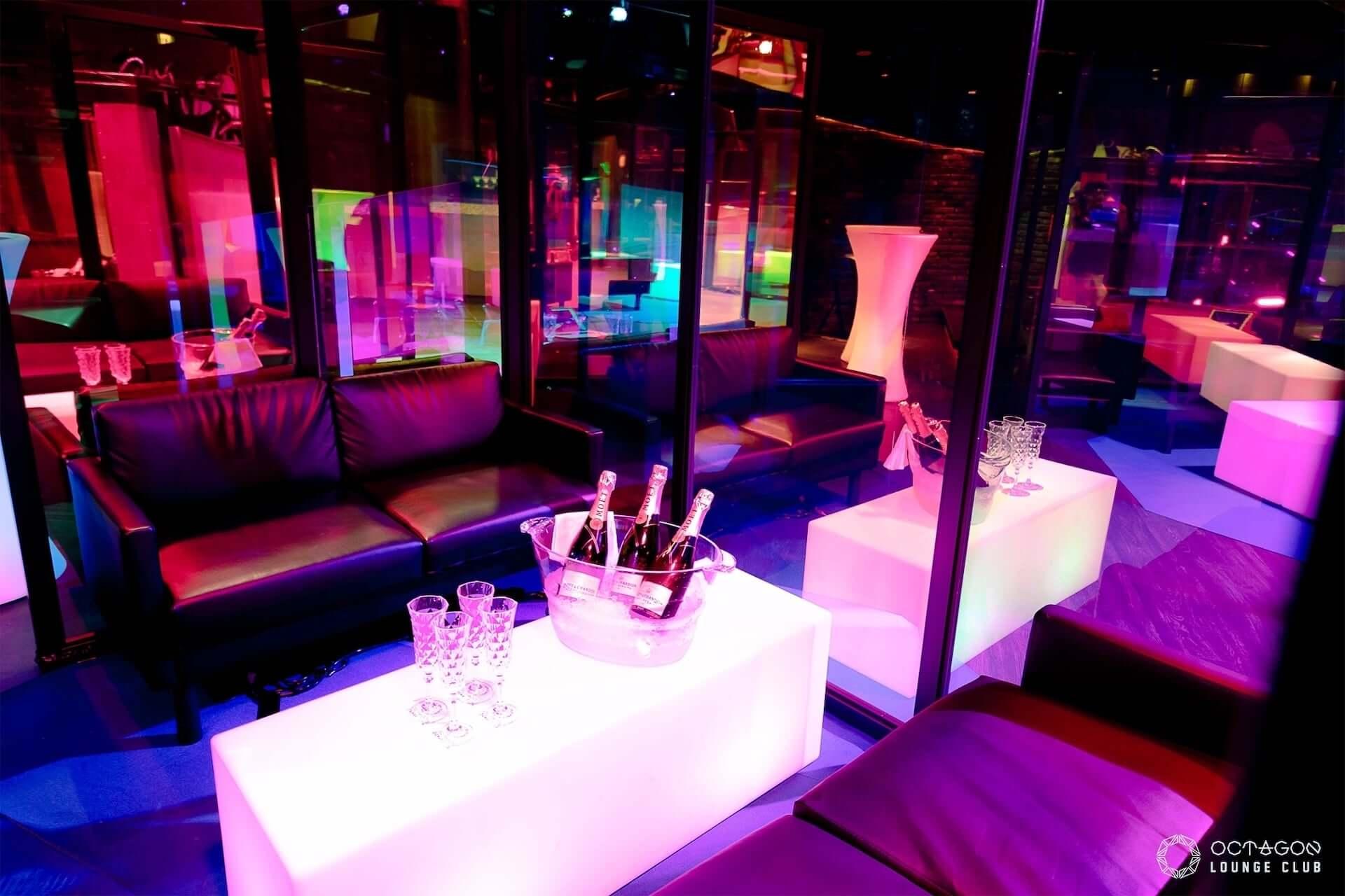 六本木「SEL OCTAGON TOKYO」が日本初のラウンジクラブとしてリニューアルオープン!個室感覚の新たなナイトライフを提案 music201006_sel-octagon-tokyo_4-1920x1280