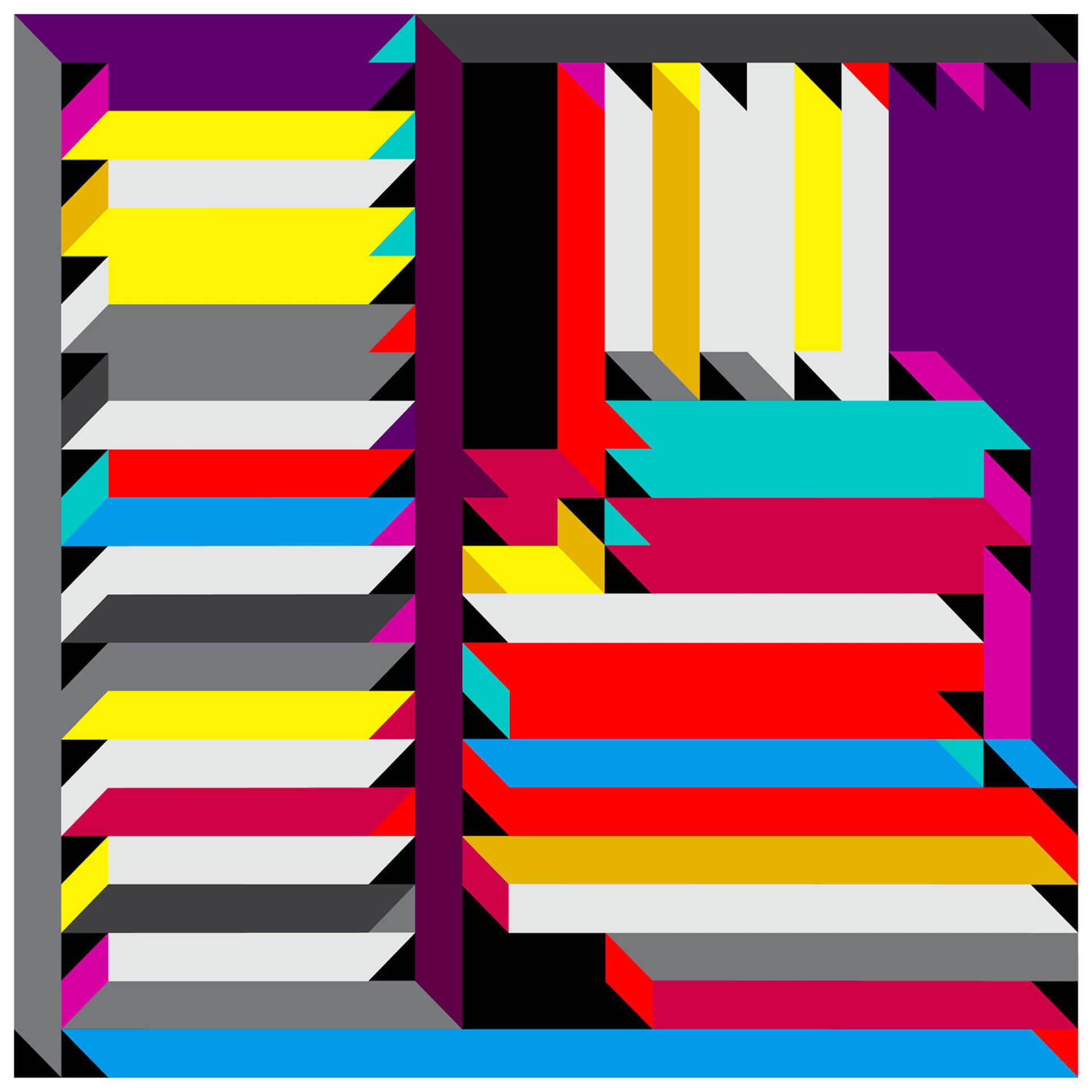 """Battles最新作『Juice B Crypts』のリミックスEP『Juice B Mixed』にblack midi、Shedら参加決定!black midiによるリミックス曲""""Stirling Bridge""""が先行解禁 music201007_battles_4"""