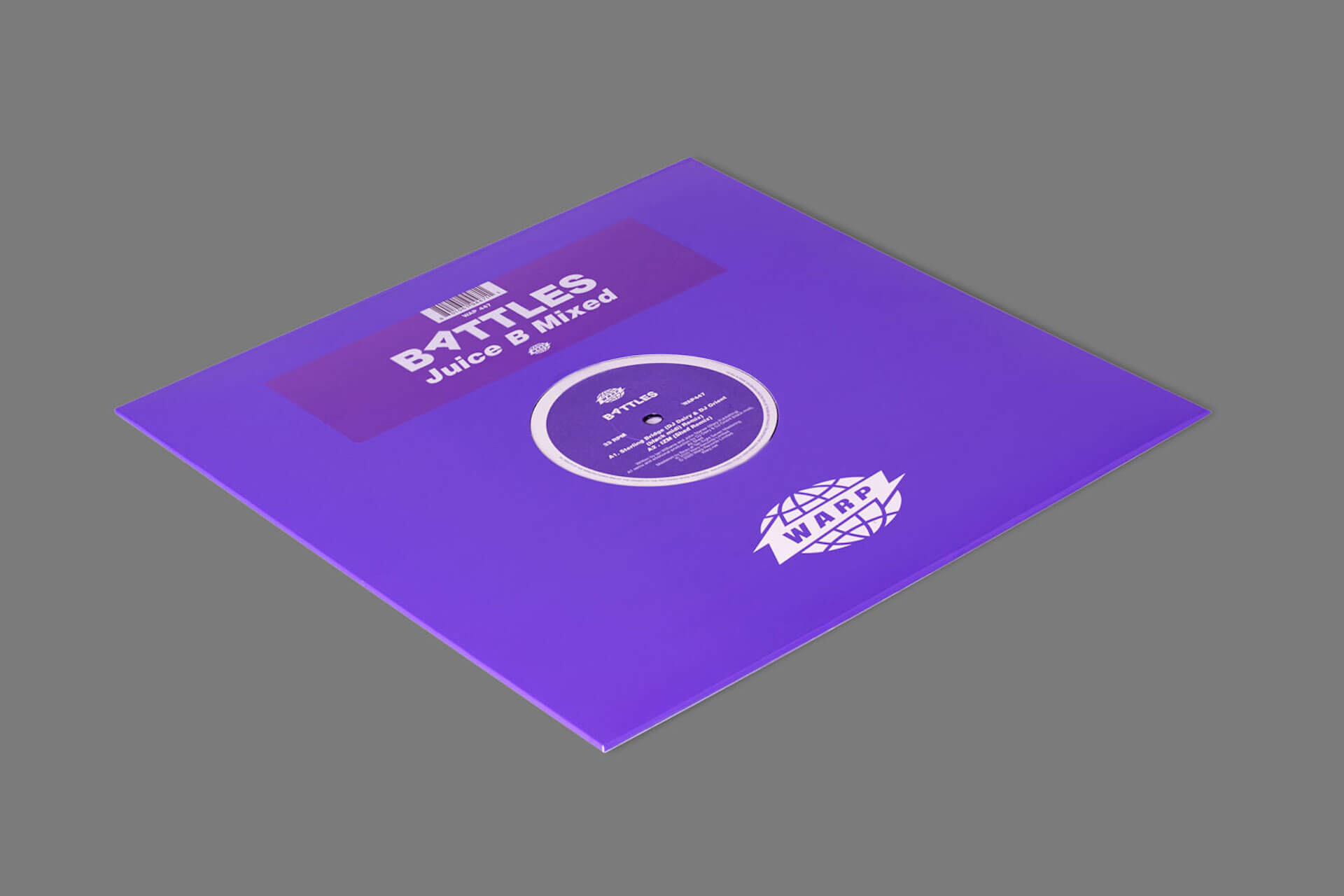 """Battles最新作『Juice B Crypts』のリミックスEP『Juice B Mixed』にblack midi、Shedら参加決定!black midiによるリミックス曲""""Stirling Bridge""""が先行解禁 music201007_battles_7"""