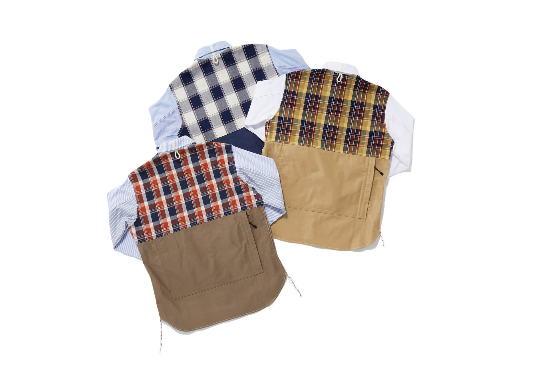 ブルックス ブラザーズ×COMME des GARÇONS JUNYA WATANABE MANのコラボ再び!アイコニックなブレザー&シャツが登場 fashion2020907-brooksbrothers3