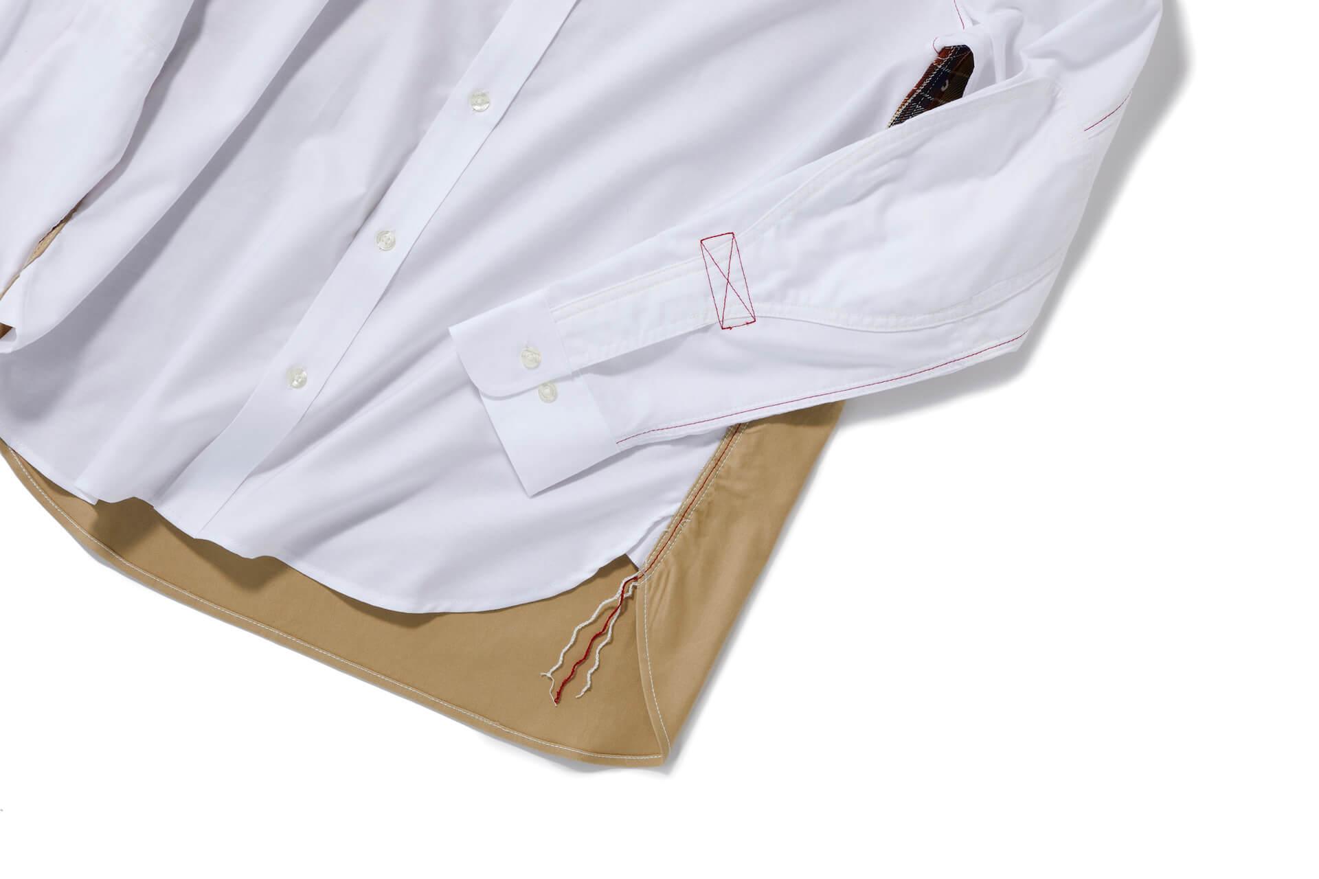 ブルックス ブラザーズ×COMME des GARÇONS JUNYA WATANABE MANのコラボ再び!アイコニックなブレザー&シャツが登場 fashion2020907-brooksbrothers4