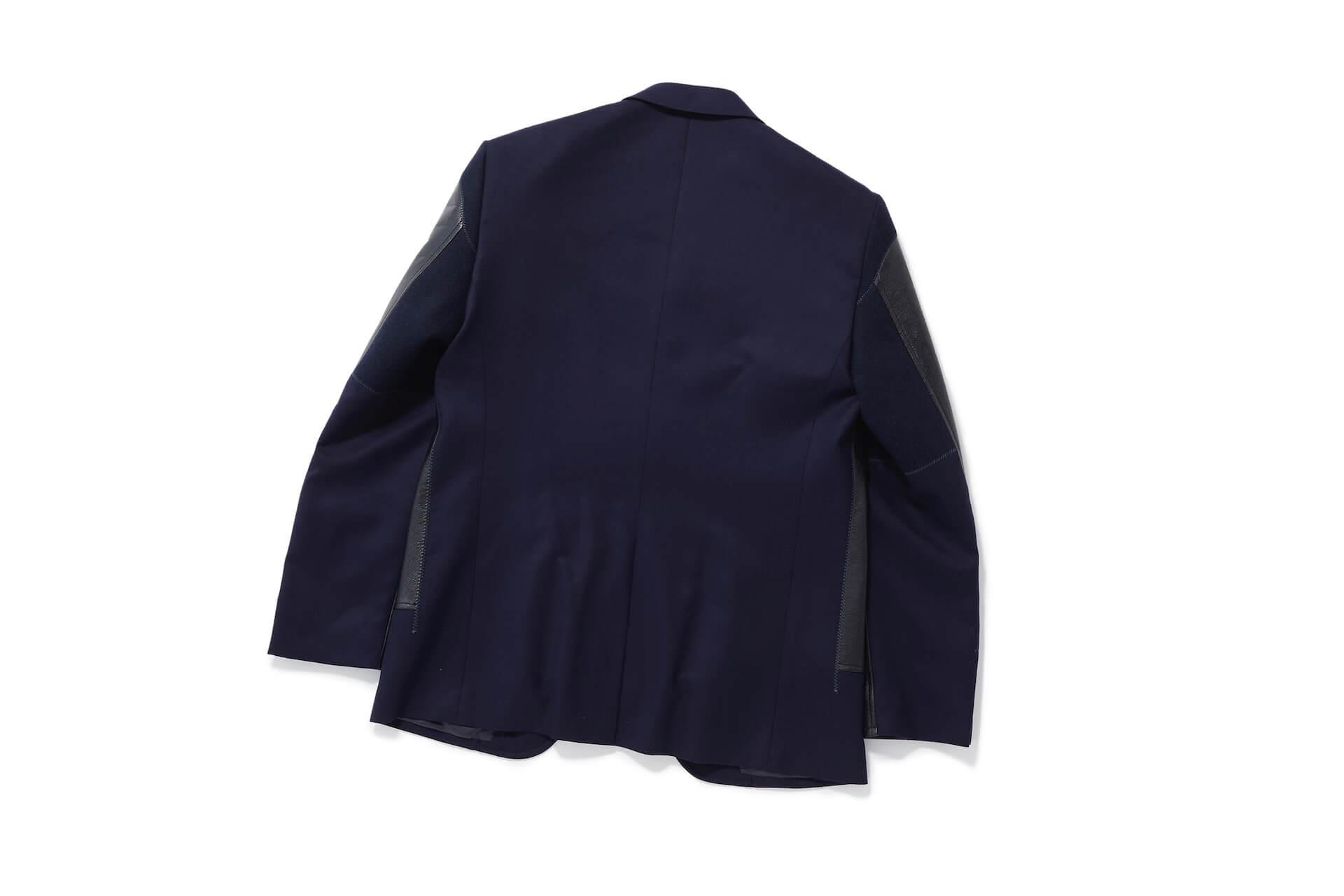 ブルックス ブラザーズ×COMME des GARÇONS JUNYA WATANABE MANのコラボ再び!アイコニックなブレザー&シャツが登場 fashion2020907-brooksbrothers7