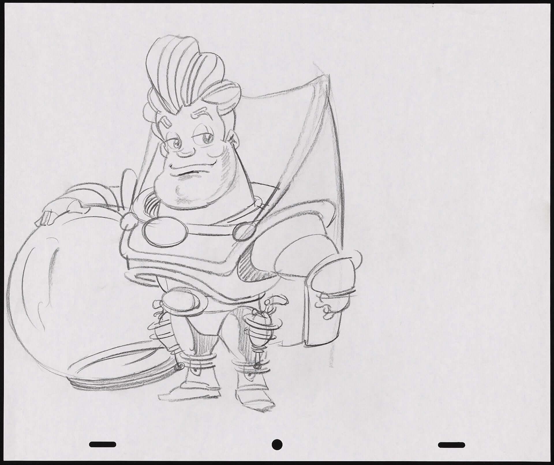 『トイ・ストーリー』25周年記念!ピクサー作品をテーマにしたコンテンツが多数展開&バズ・ライトイヤー初期スケッチも日本初公開 art201008_disney-pixar_6-1920x1611