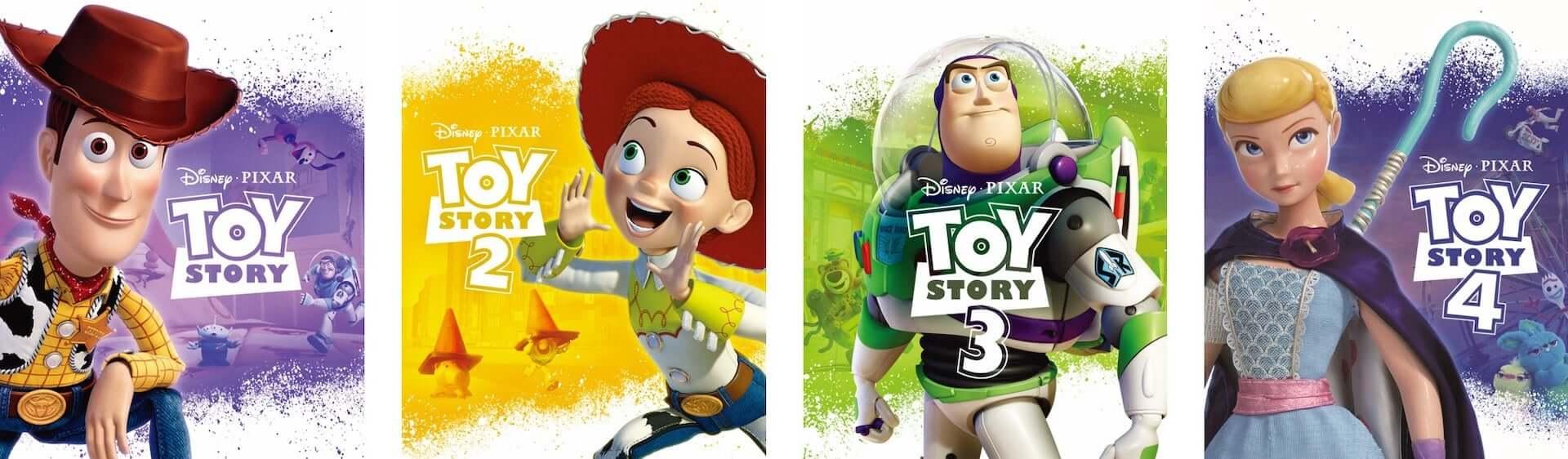 『トイ・ストーリー』25周年記念!ピクサー作品をテーマにしたコンテンツが多数展開&バズ・ライトイヤー初期スケッチも日本初公開 art201008_disney-pixar_11-1920x562