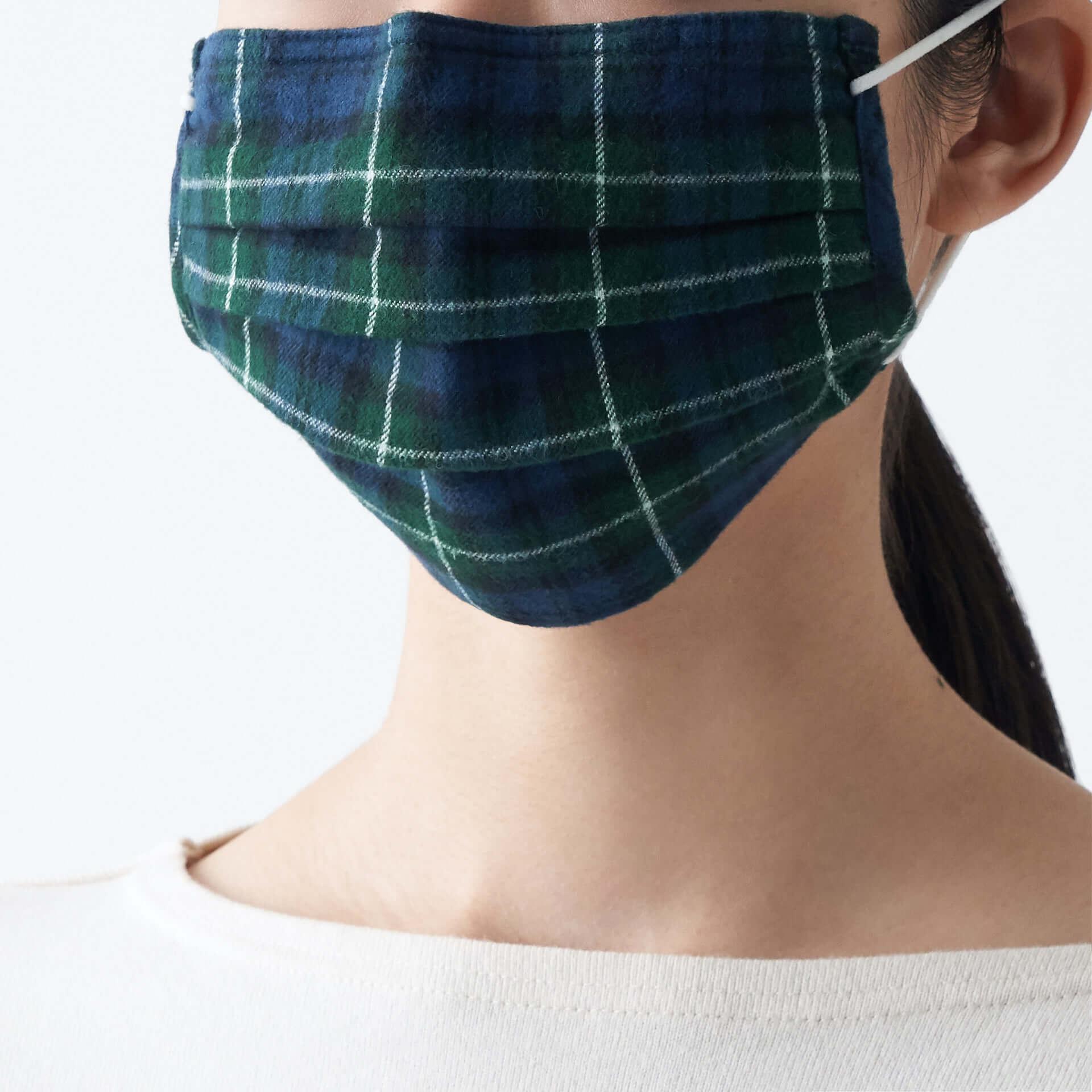 無印良品が秋向けにコーデュロイ、フランネル素材などを使用したマスク全3種を発表!オーガニックコットンの残布を再利用 lf201008_muji-mask_1-1920x1920