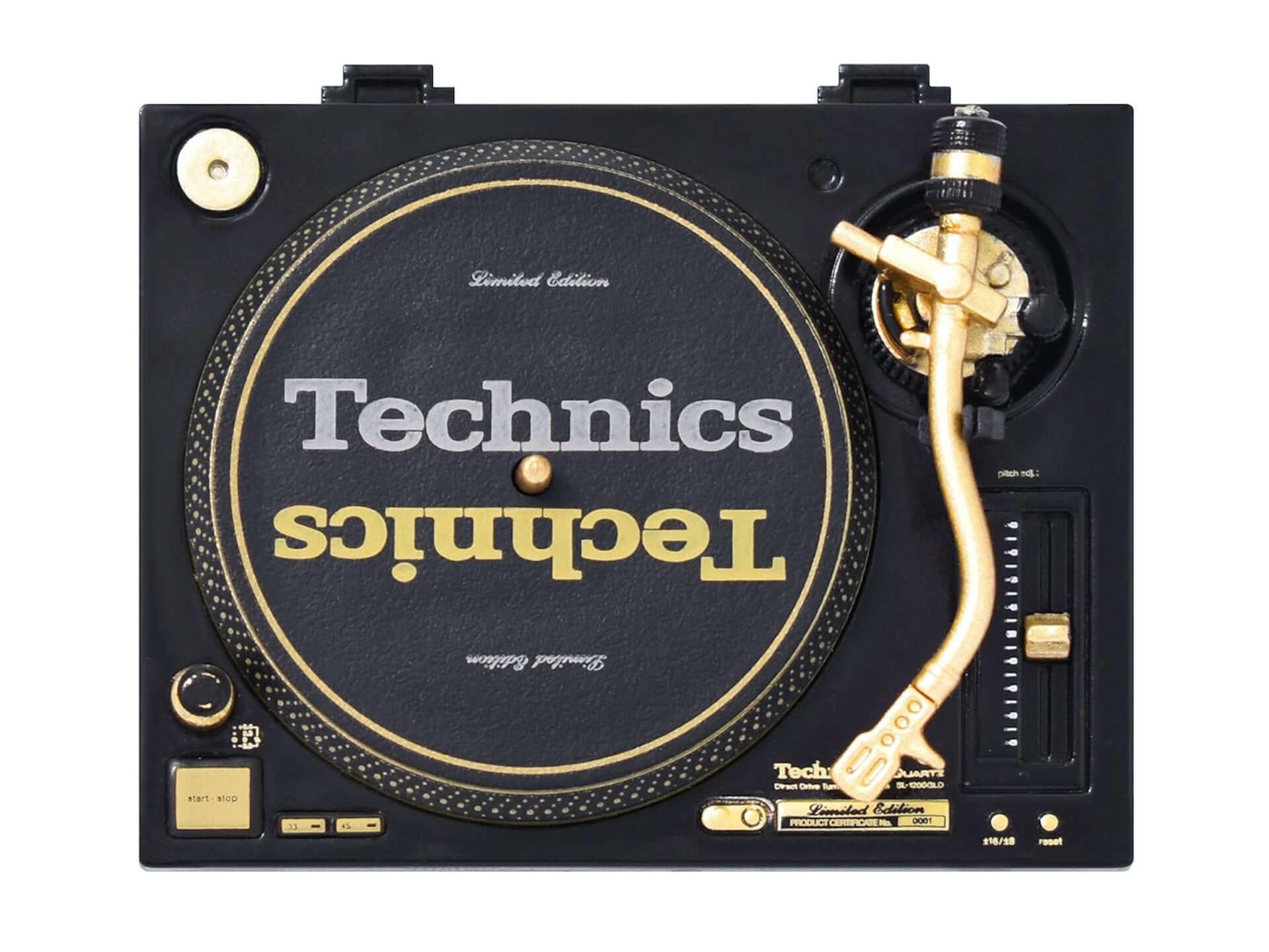 TechnicsのDJ機器『SL-1200MK2』など全5種がミニチュアフィギュア化!ケンエレファントより発売決定 tech201009_technics_2-1920x1441