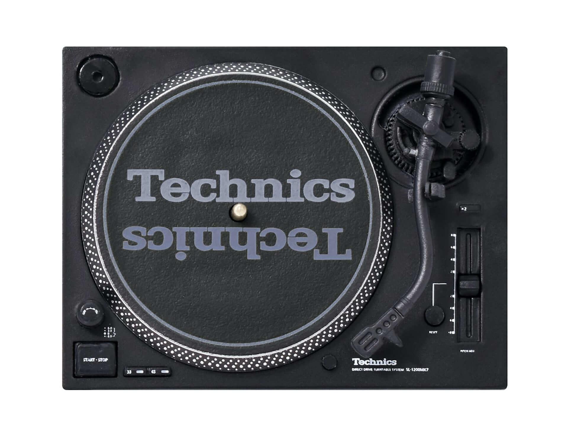 TechnicsのDJ機器『SL-1200MK2』など全5種がミニチュアフィギュア化!ケンエレファントより発売決定 tech201009_technics_4-1920x1441