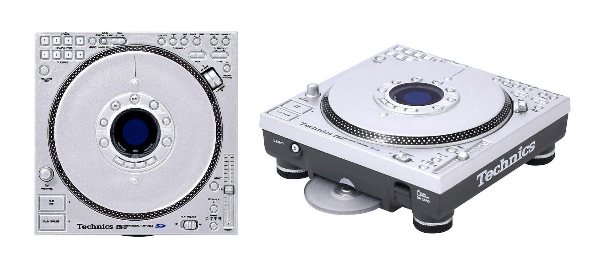 TechnicsのDJ機器『SL-1200MK2』など全5種がミニチュアフィギュア化!ケンエレファントより発売決定 tech201009_technics_6-1920x882