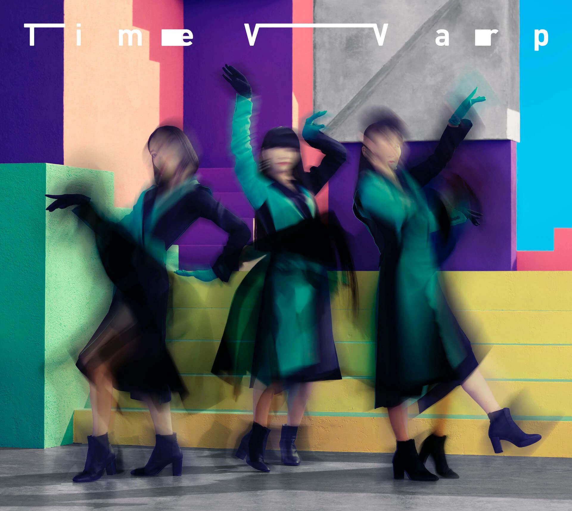 """Perfumeがニューシングル""""Time Warp""""のショートMVを本日解禁!80年代テイストの世界観に music2020910-perfume2"""