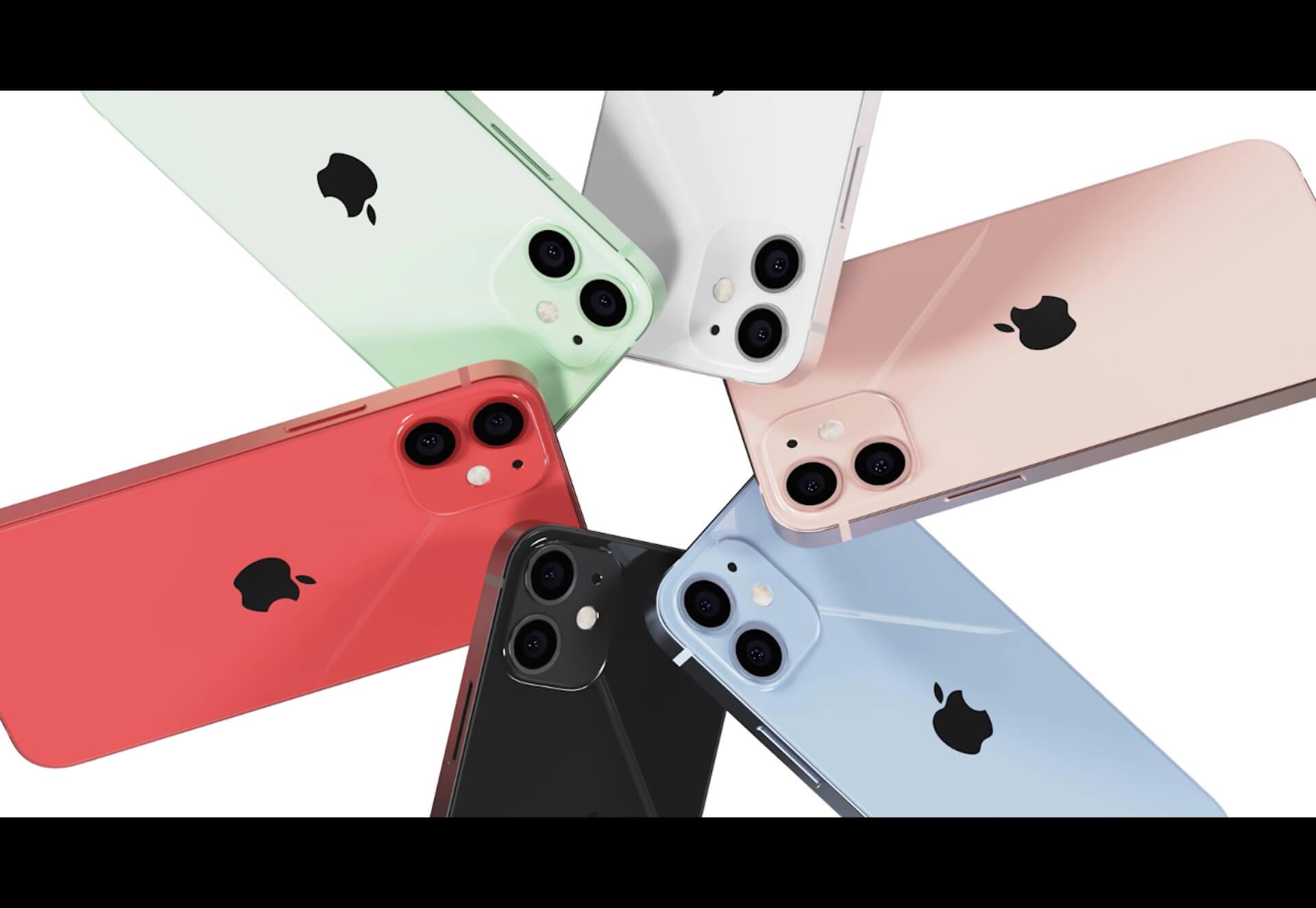 iPhone 12シリーズ、6.1インチモデルのみ先行販売?やはり120Hzのリフレッシュレートには対応ならずか tech201012_iphone12_main