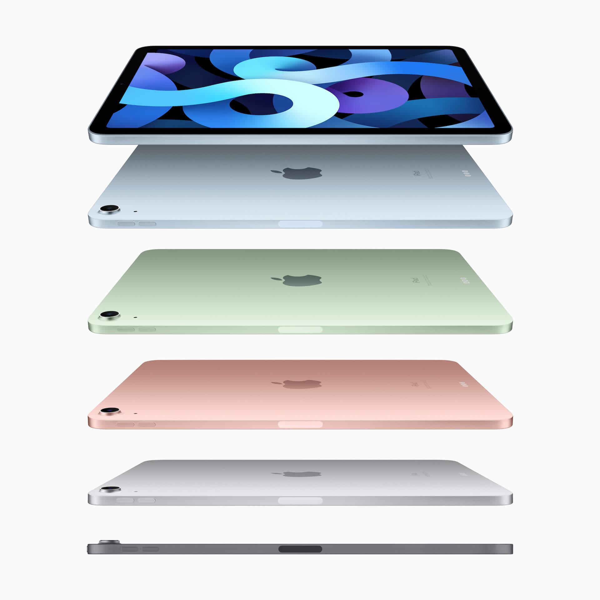 新型iPad AirはiPhone 12と同時に発売?明日開催のApple新製品イベントで判明か|AirPods Studio、AirTagsは発表されない可能性 tech201013_apple_main