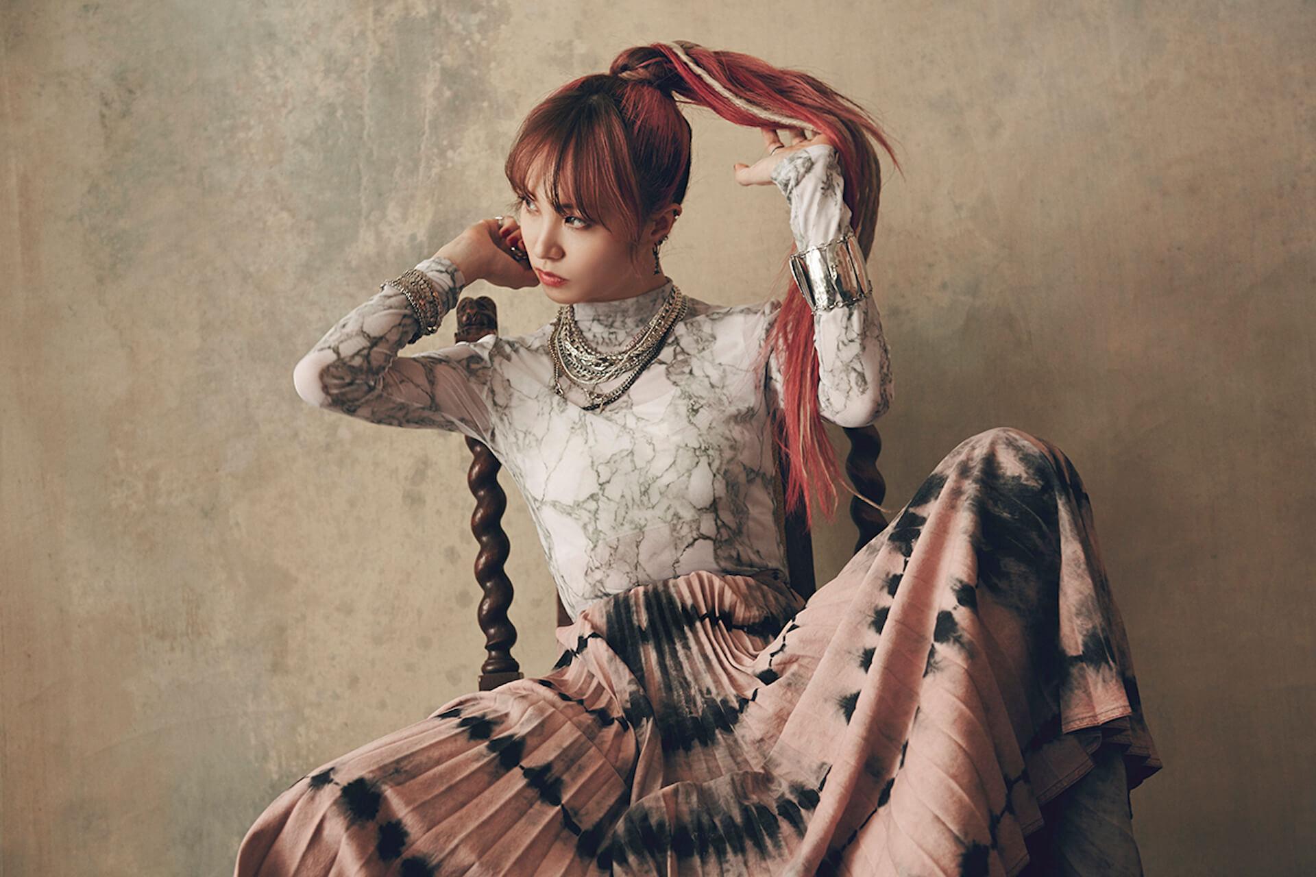 "LiSAによる『劇場版「鬼滅の刃」無限列車編』主題歌""炎""がシングルリリース決定&MVも公開!大ヒット曲""紅蓮華""を収録したアルバム『LEO-NiNE』も発表 music201013_kimetsunoyaiba_lisa_1"
