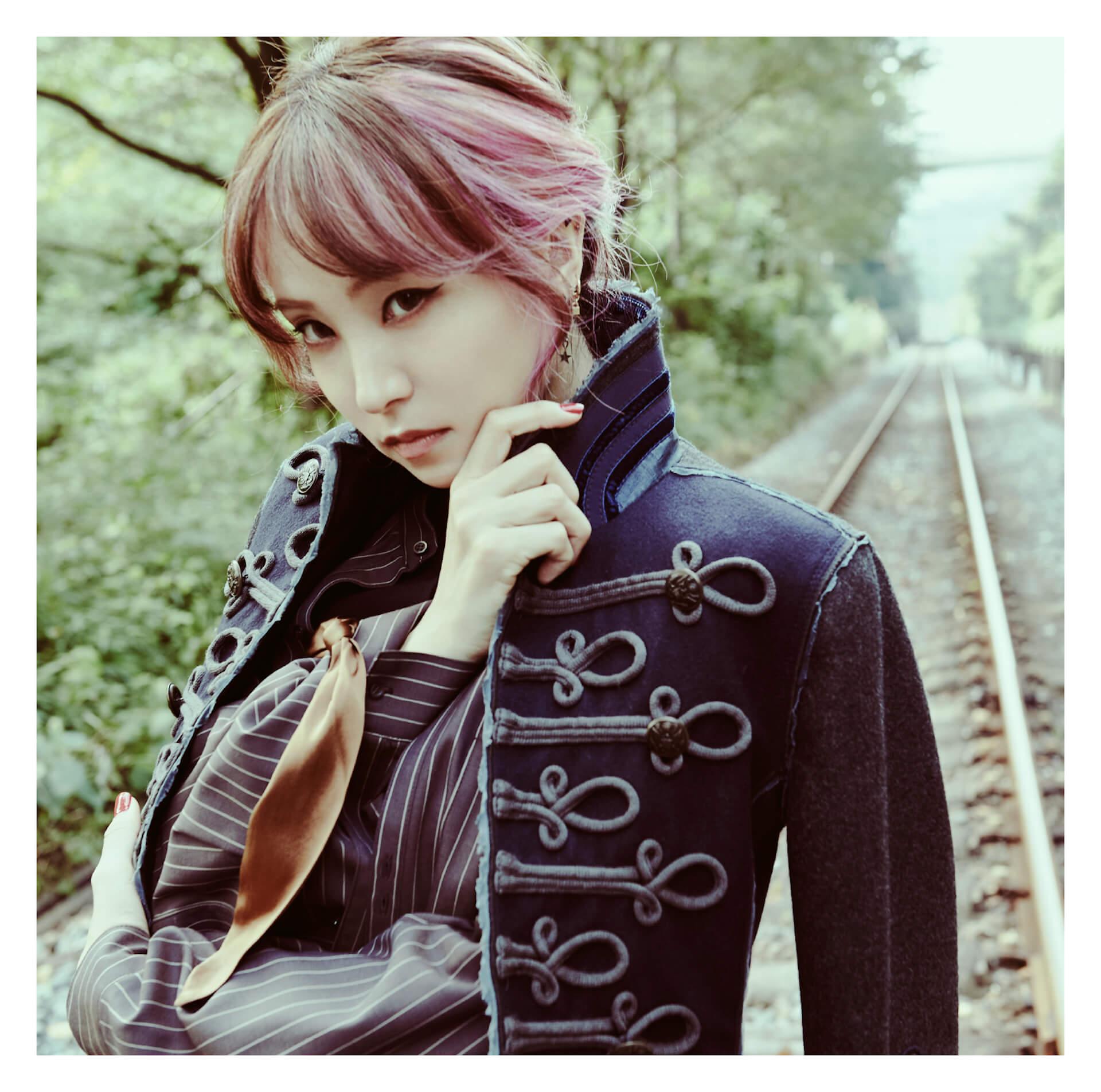 "LiSAによる『劇場版「鬼滅の刃」無限列車編』主題歌""炎""がシングルリリース決定&MVも公開!大ヒット曲""紅蓮華""を収録したアルバム『LEO-NiNE』も発表 music201013_kimetsunoyaiba_lisa_8"