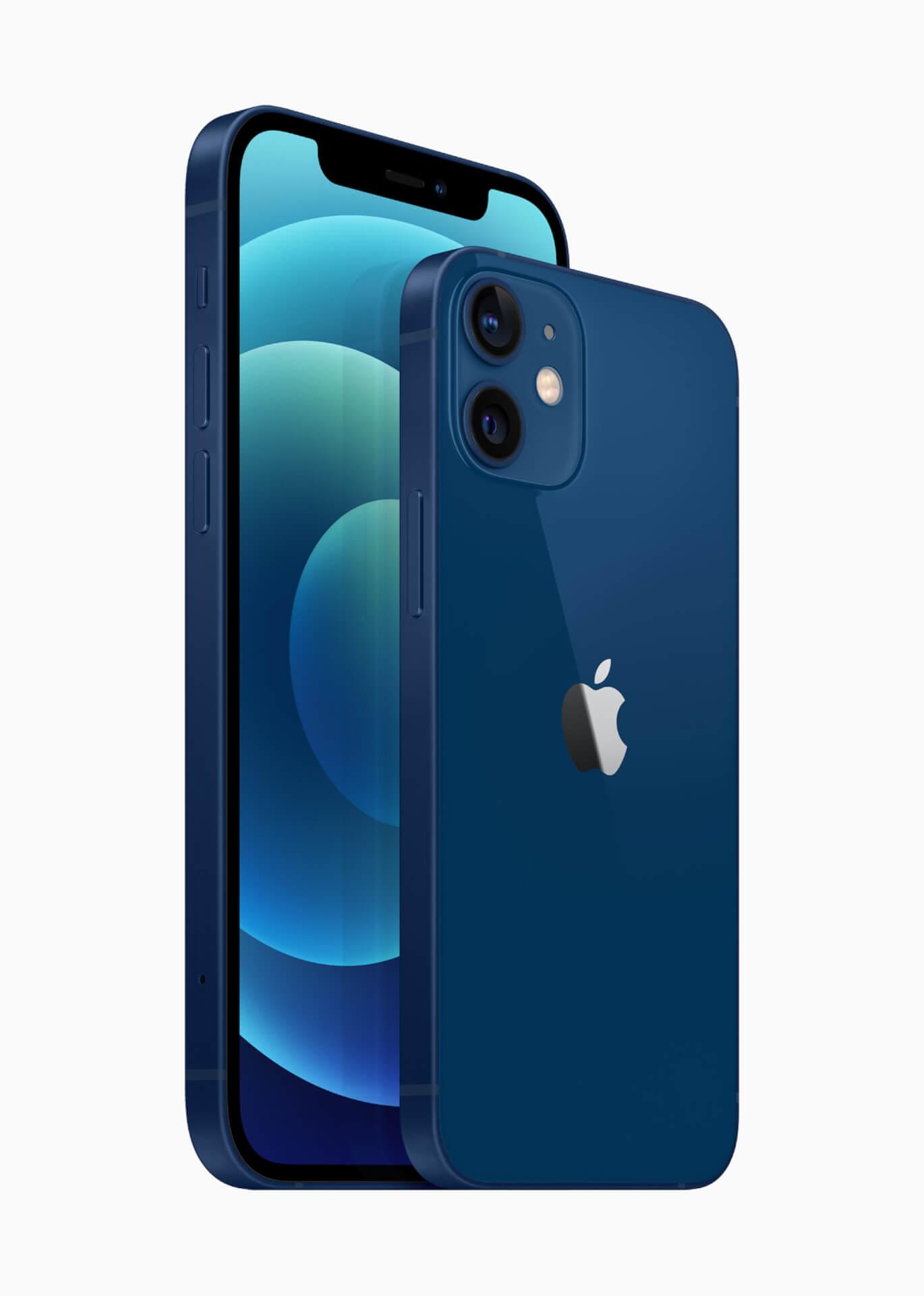 5G対応のiPhone 12シリーズがついに発表!新デザイン、A14 Bionicチップ、MagSafeなど特長をおさらい tech201014_iphone12_4
