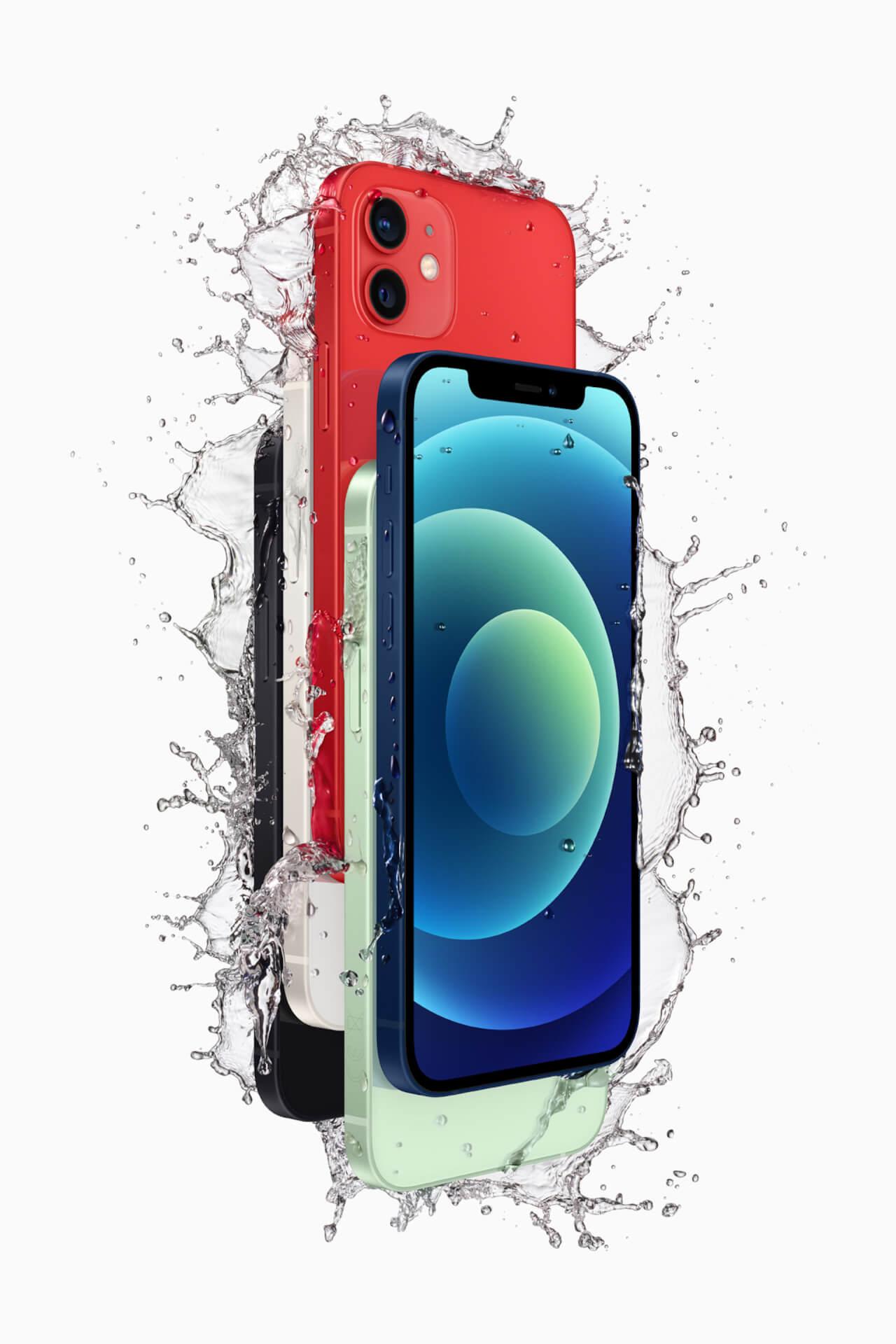 5G対応のiPhone 12シリーズがついに発表!新デザイン、A14 Bionicチップ、MagSafeなど特長をおさらい tech201014_iphone12_6