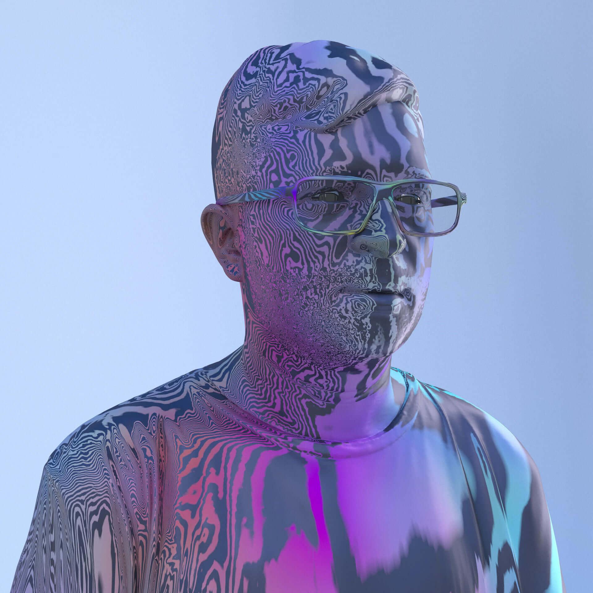 "Mark Pritchardの新作『MP Productions - EP 1』が〈WARP〉よりリリース決定&収録曲""Be Like Water""も公開!EPジャケットはジョナサン・ザワダが担当 music201014_mark-pritchard_1-1920x1920"