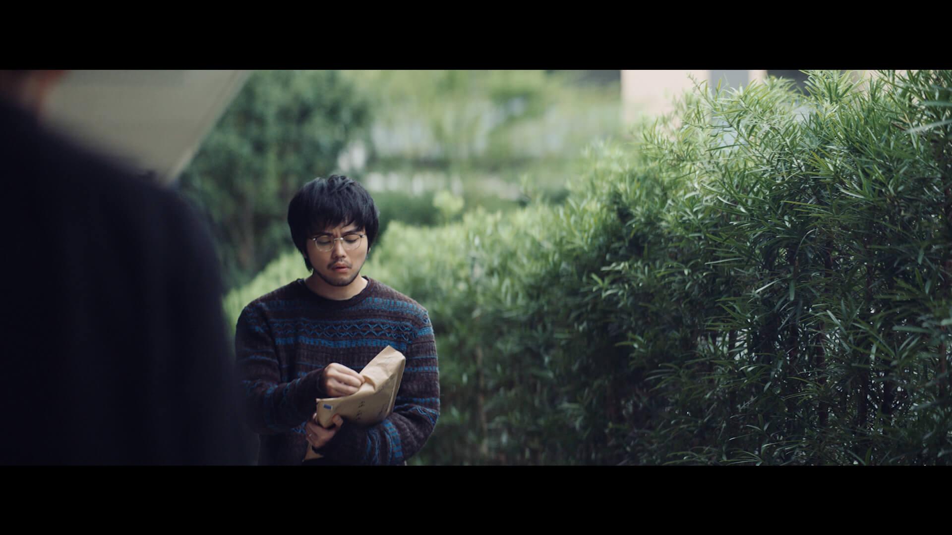 King Gnuボーカルの井口理が初主演!野村不動産「プラウド」ブランドムービーに『僕は、父が苦手だった。』出演 art201015_kinggnu_iguchi_7