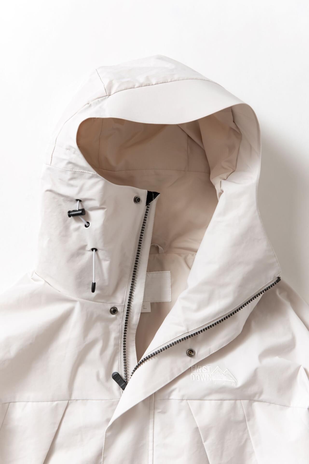 FIRST DOWNの別注アウターがセレクトショップ・styling/から発売決定!フードコート、ボアブルゾン、リバーシブルダウンの3型 fashion2020915-firstdown6