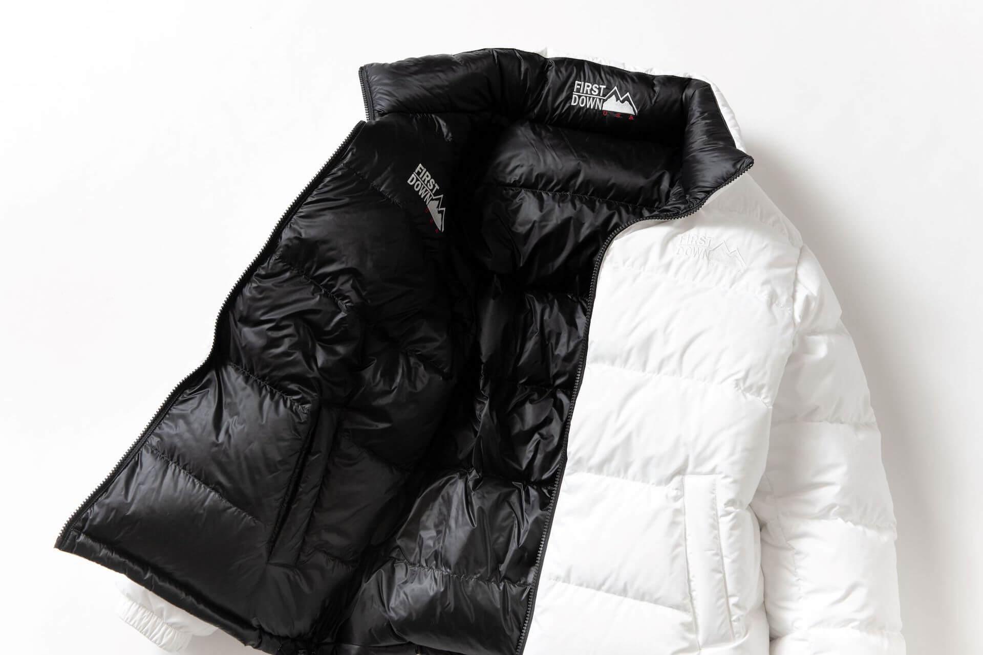 FIRST DOWNの別注アウターがセレクトショップ・styling/から発売決定!フードコート、ボアブルゾン、リバーシブルダウンの3型 fashion2020915-firstdown10