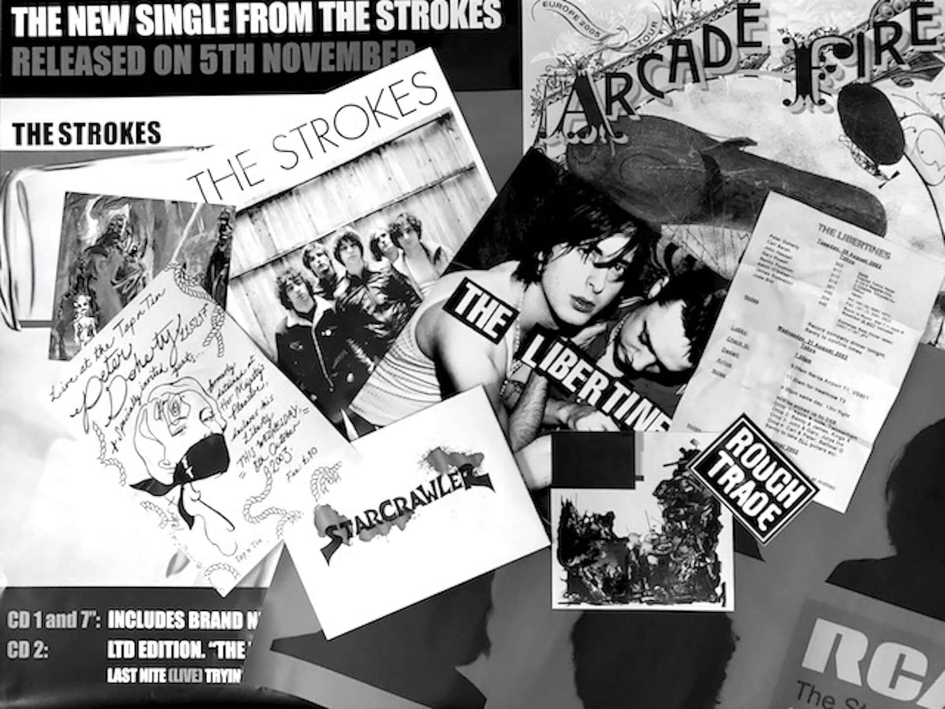 〈Rough Trade Records〉の特別展示が代官山蔦屋書店にて開催決定!ジェフ・トラヴィスが選んだ名盤など展示&新作グッズも販売 music201015_roughtrade-tsite_5-1920x1440