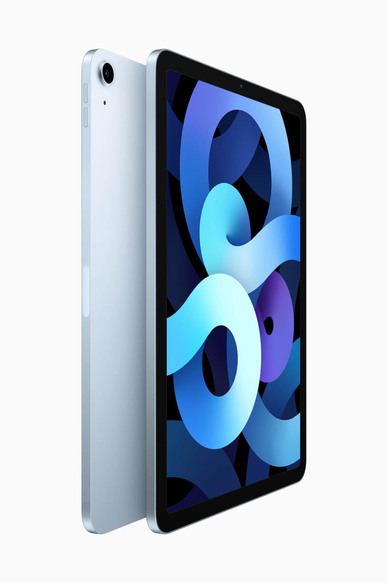 新型iPad AirはiPhone 12シリーズと同じく来週金曜日に発売?著名リーカーが示唆 tech201015_ipadair_main