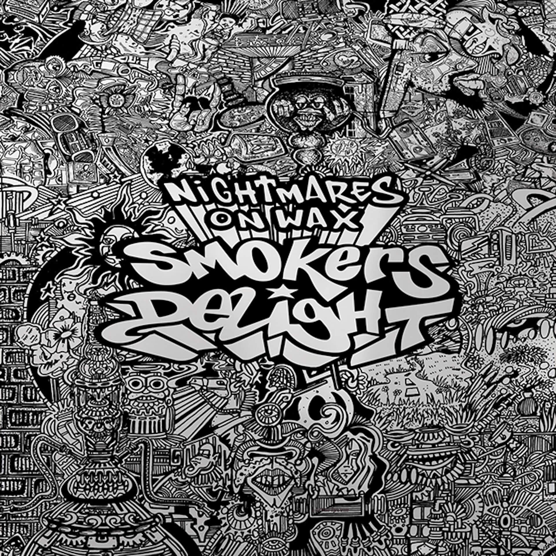 Nightmares On Wax本人が見た夢にインスパイアされたショートフィルムが公開!歴史的名盤に新曲を追加した12インチ『Smokers Delight: Sonic Buds』が本日リリース music201016_nightmaresonwax_2