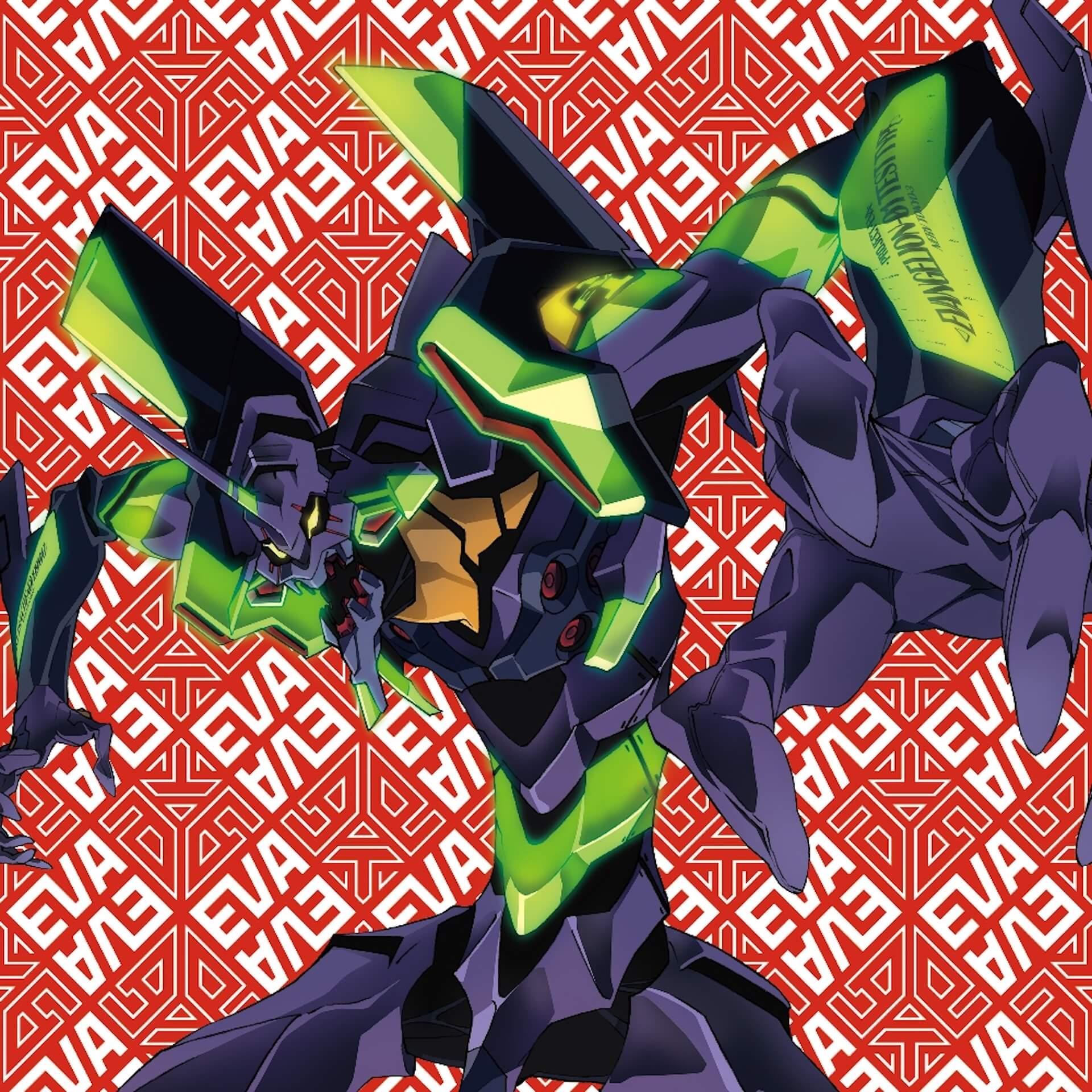 """エヴァンゲリオンシリーズ25周年で""""魂のルフラン""""のカラオケが一新されたアニメ映像付きで歌える!JOYSOUNDでカラオケ配信決定 music201019_evangelion_karaoke_2"""