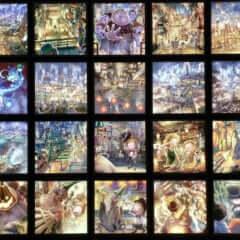 えんとつ町のプペル 光る絵本展