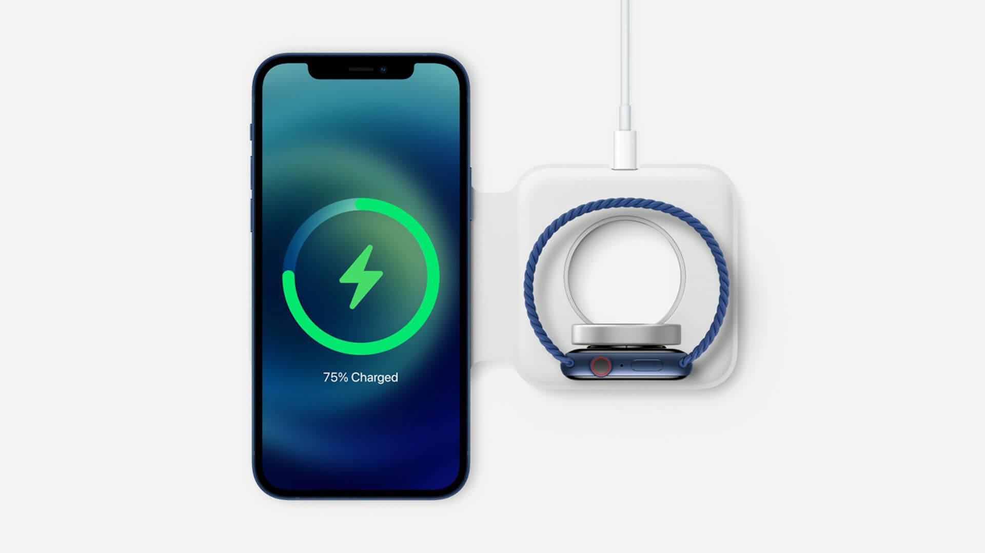 iPhone 12シリーズに使用できるワイヤレス充電器「MagSafeデュアル充電パッド」が11月6日にも発売か?著名記者が示唆 tech201022_magsafe_1