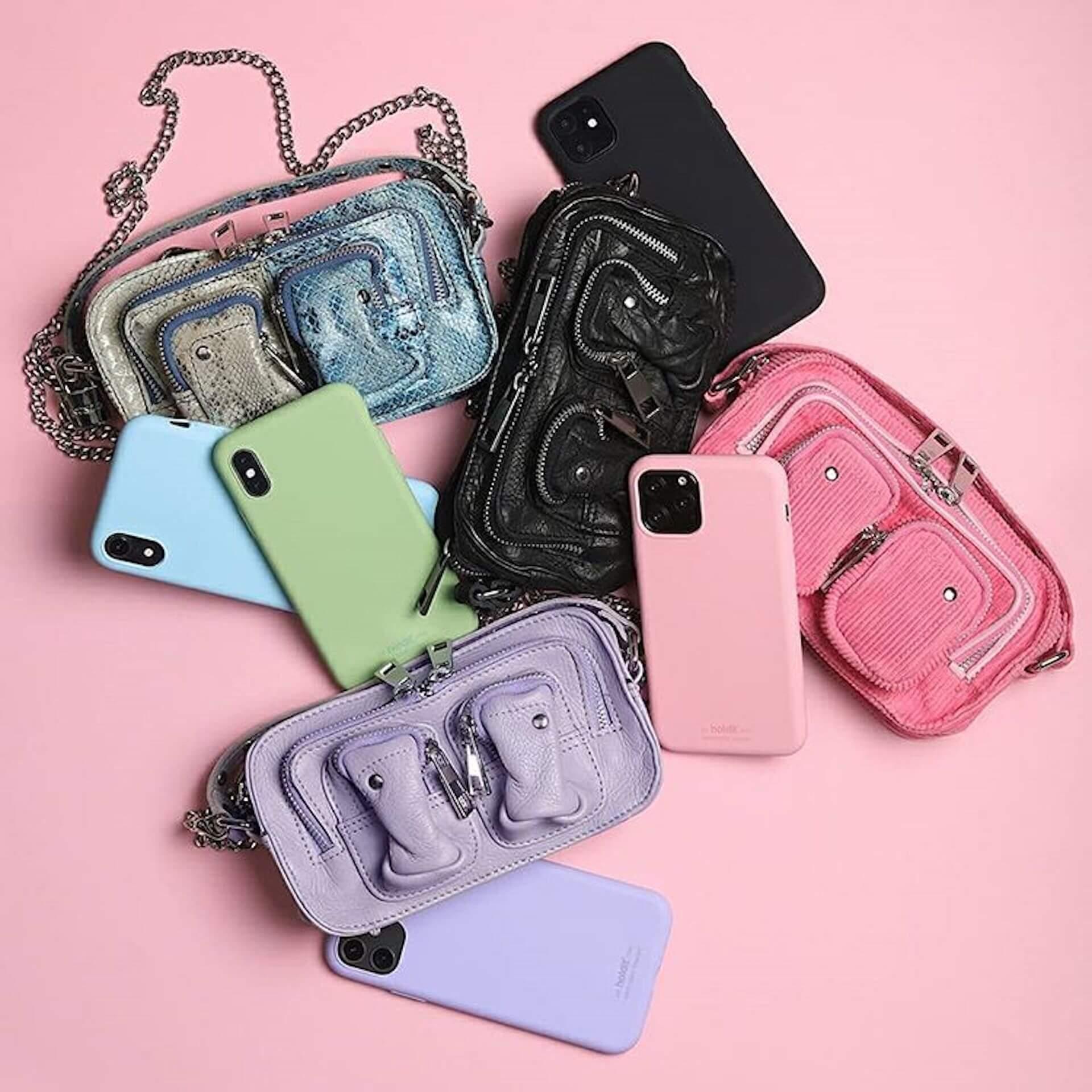 豊富なカラーバリエーションが人気のHolditシリコンケースにiPhone 12シリーズ専用ケースが登場! tech201022_iphone12_case_1