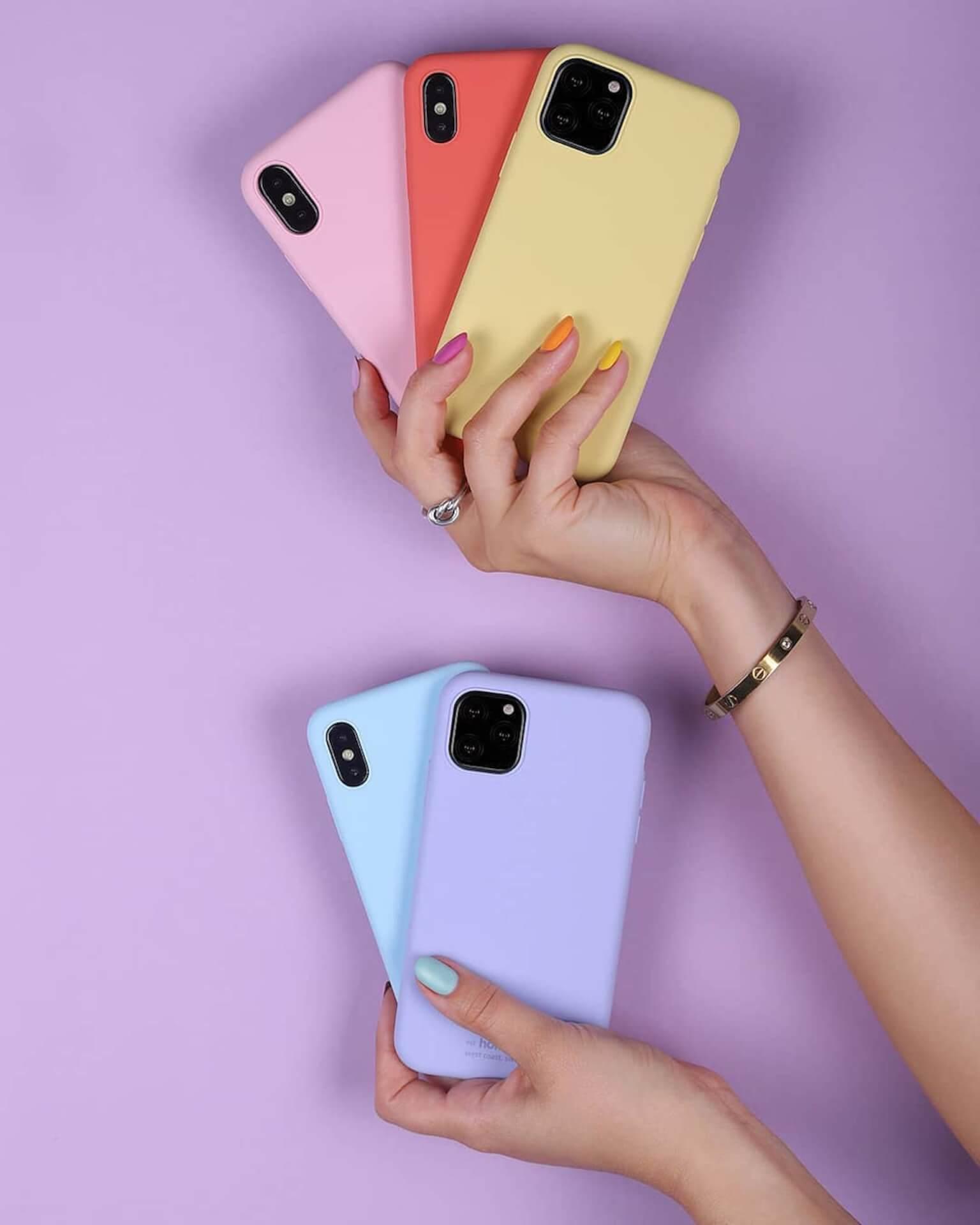 豊富なカラーバリエーションが人気のHolditシリコンケースにiPhone 12シリーズ専用ケースが登場! tech201022_iphone12_case_2