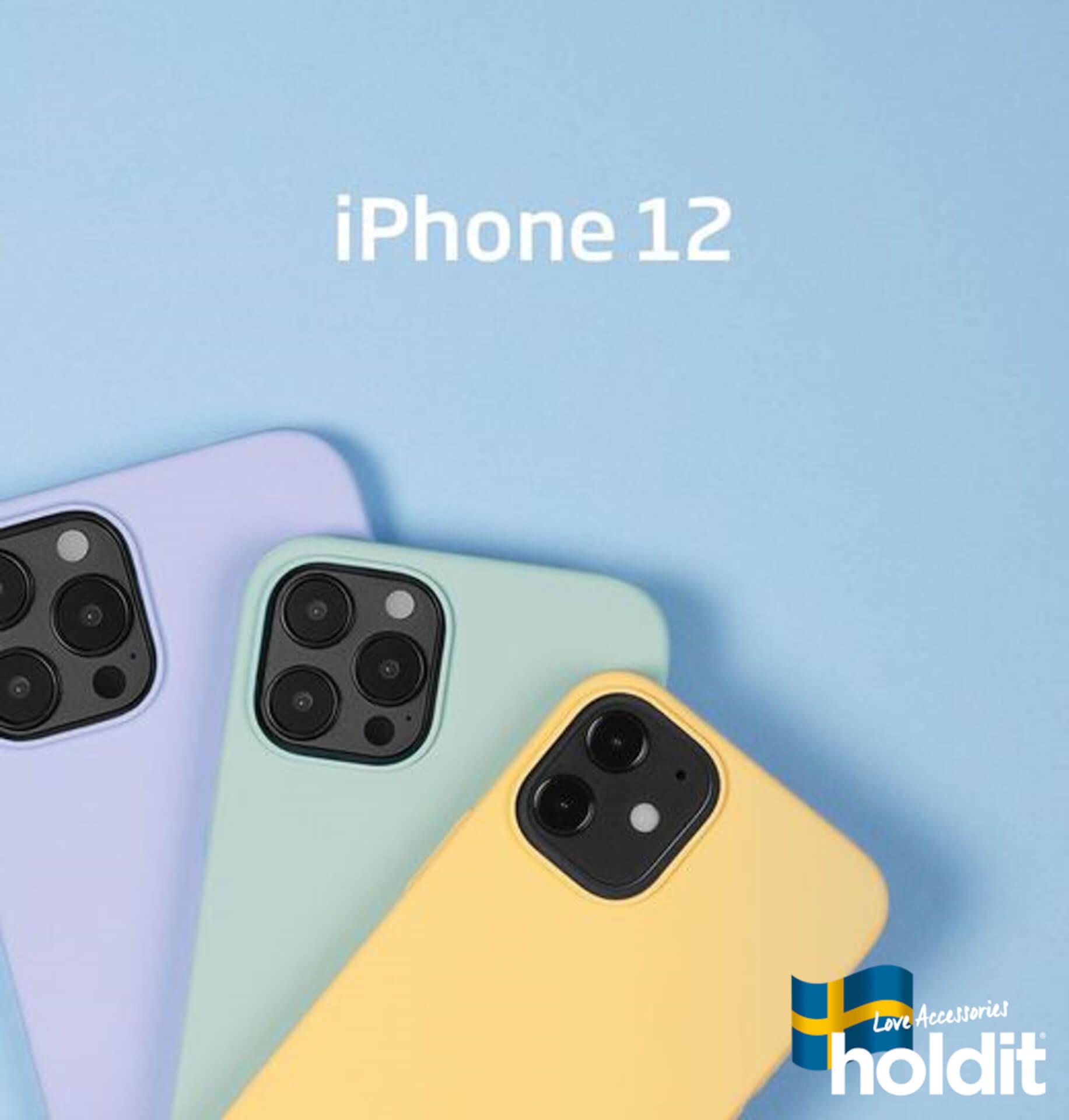 豊富なカラーバリエーションが人気のHolditシリコンケースにiPhone 12シリーズ専用ケースが登場! tech201022_iphone12_case_5