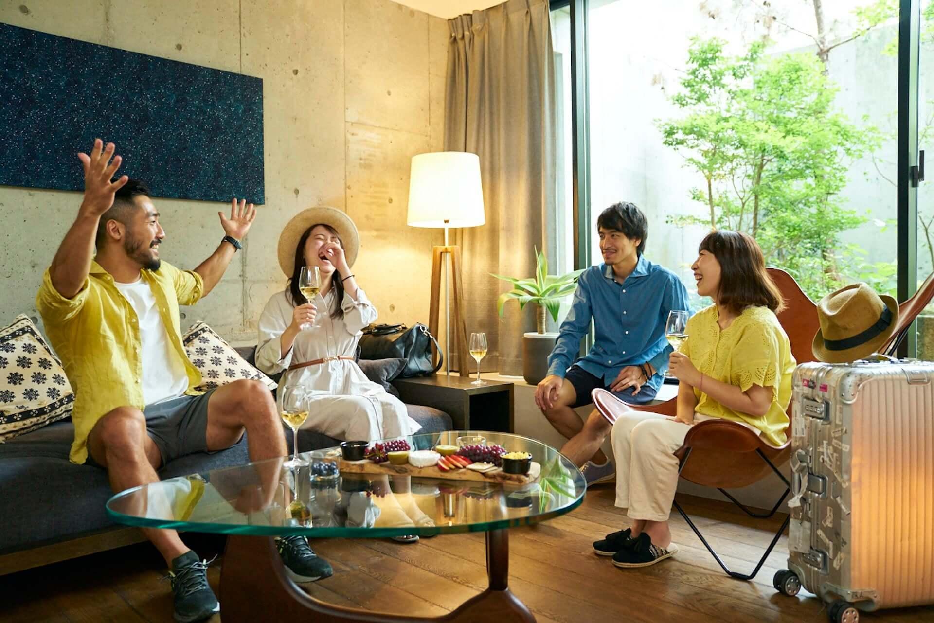 スタジオタイプの隠れ家ホテル・京都「22 PIECES」が営業再開決定!無料招待券のプレゼント企画も実施 lf201022_22pieces_17-1920x1281