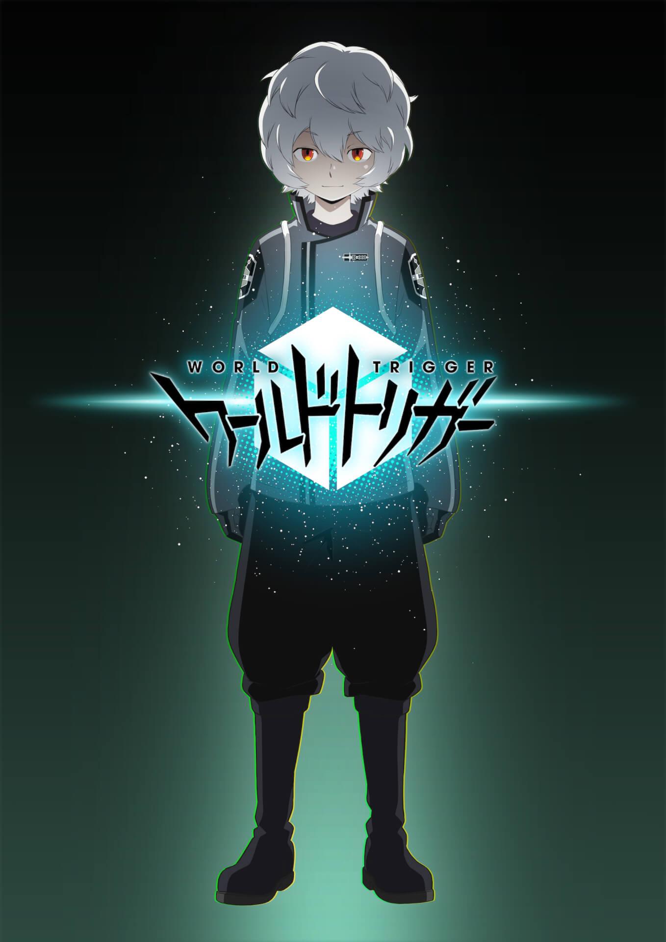 TVアニメ『ワールドトリガー』の2ndシーズンが土曜深夜「NUMAnimation」枠で放送決定!YouTubeチャンネルにて特番生配信も art201023_worldtrigger_1