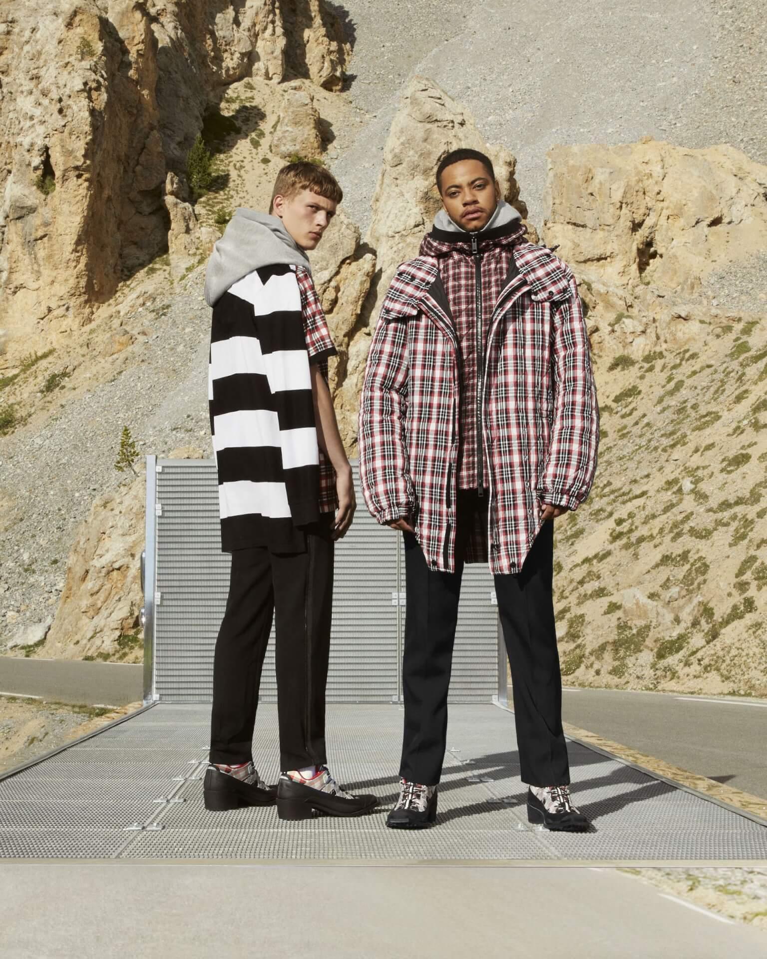 バーバリー2020年秋冬コレクションのキャンペーンが公開!マリアカルラ・ボスコーノやモナ・トゥガードらを起用 fashion2020924-Burberry8